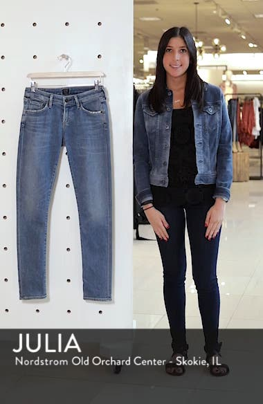 Racer Skinny Jeans, sales video thumbnail