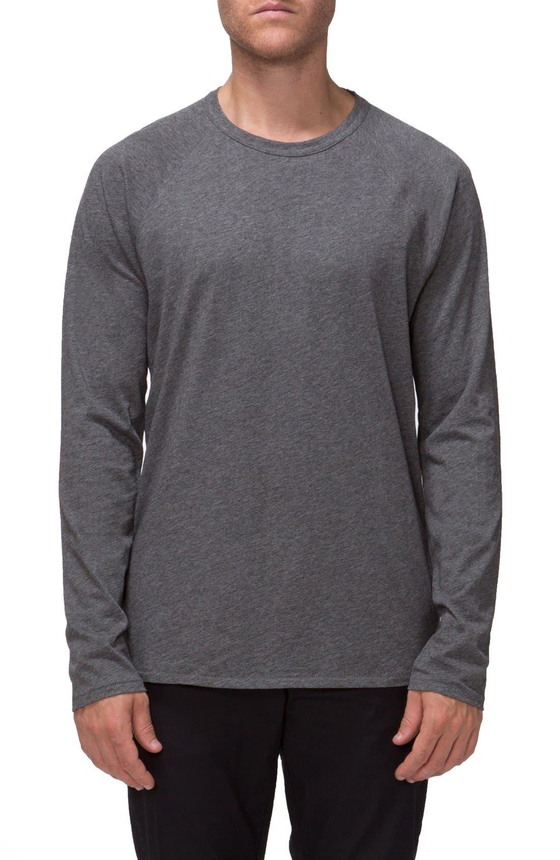 'Covert II' Raglan Long Sleeve T-Shirt,                             Main thumbnail 2, color,