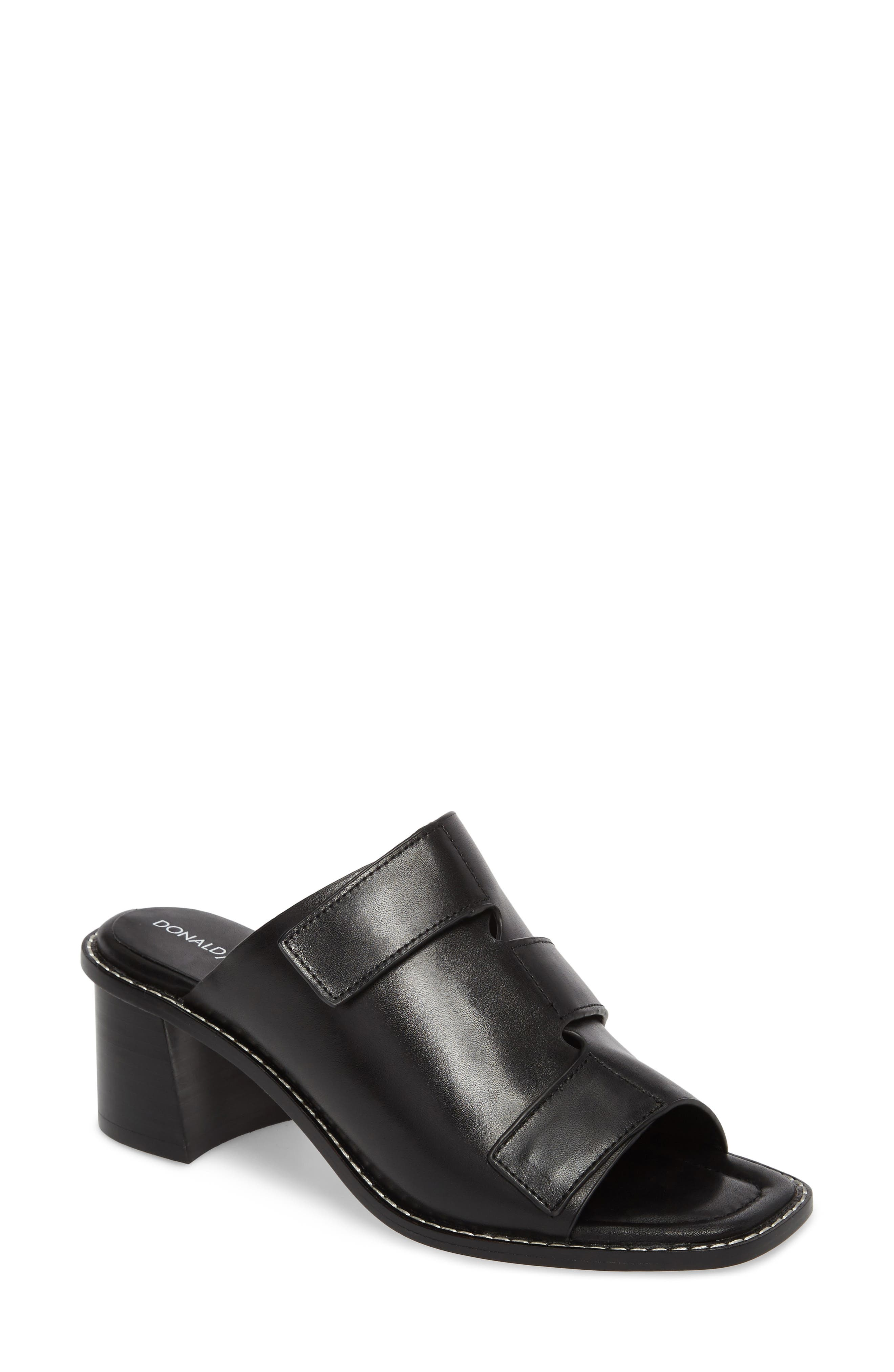 Amalia Block Heel Sandal,                         Main,                         color, 001