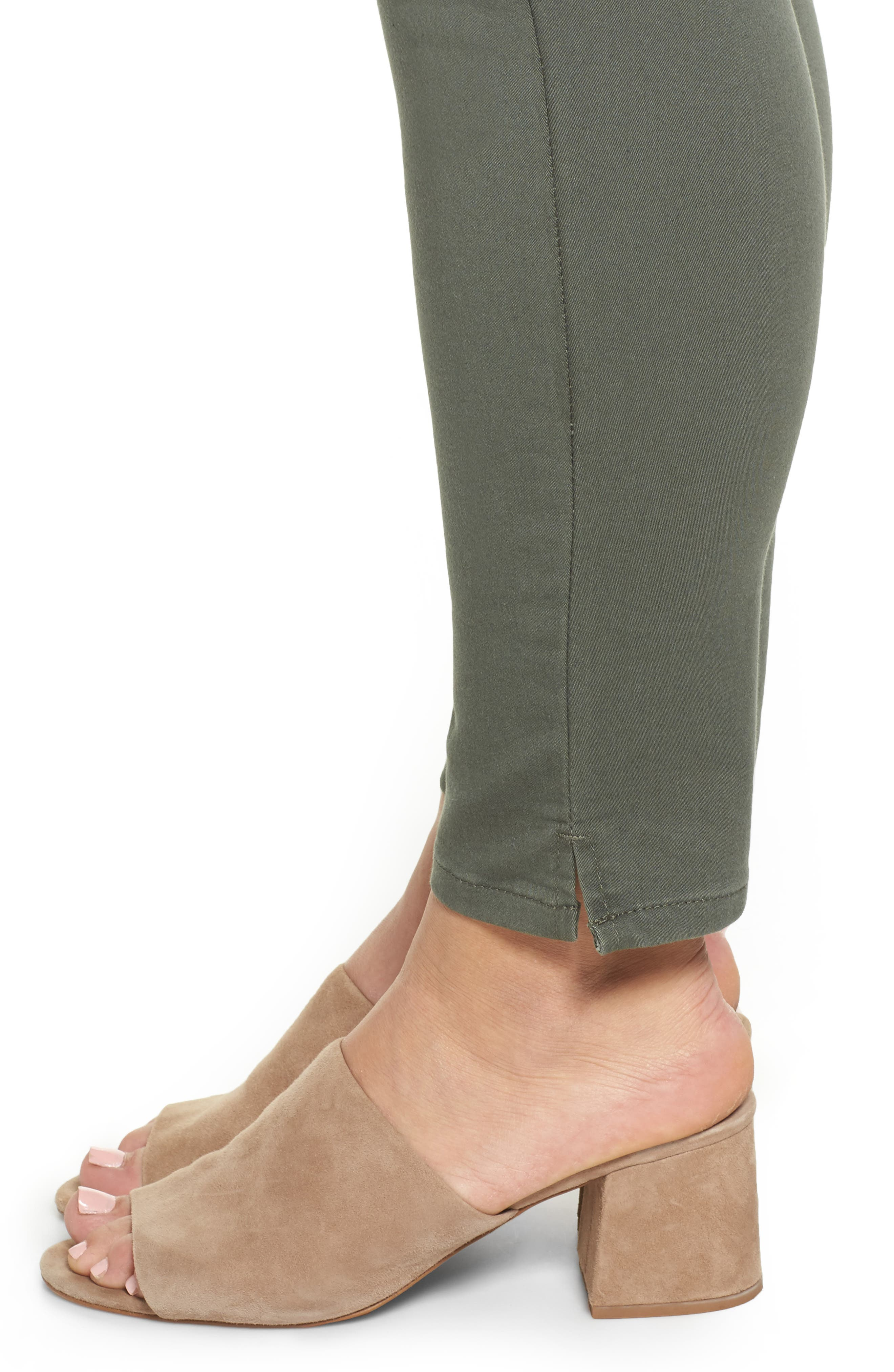 Ab-solution Ankle Pants,                             Alternate thumbnail 4, color,                             THYME