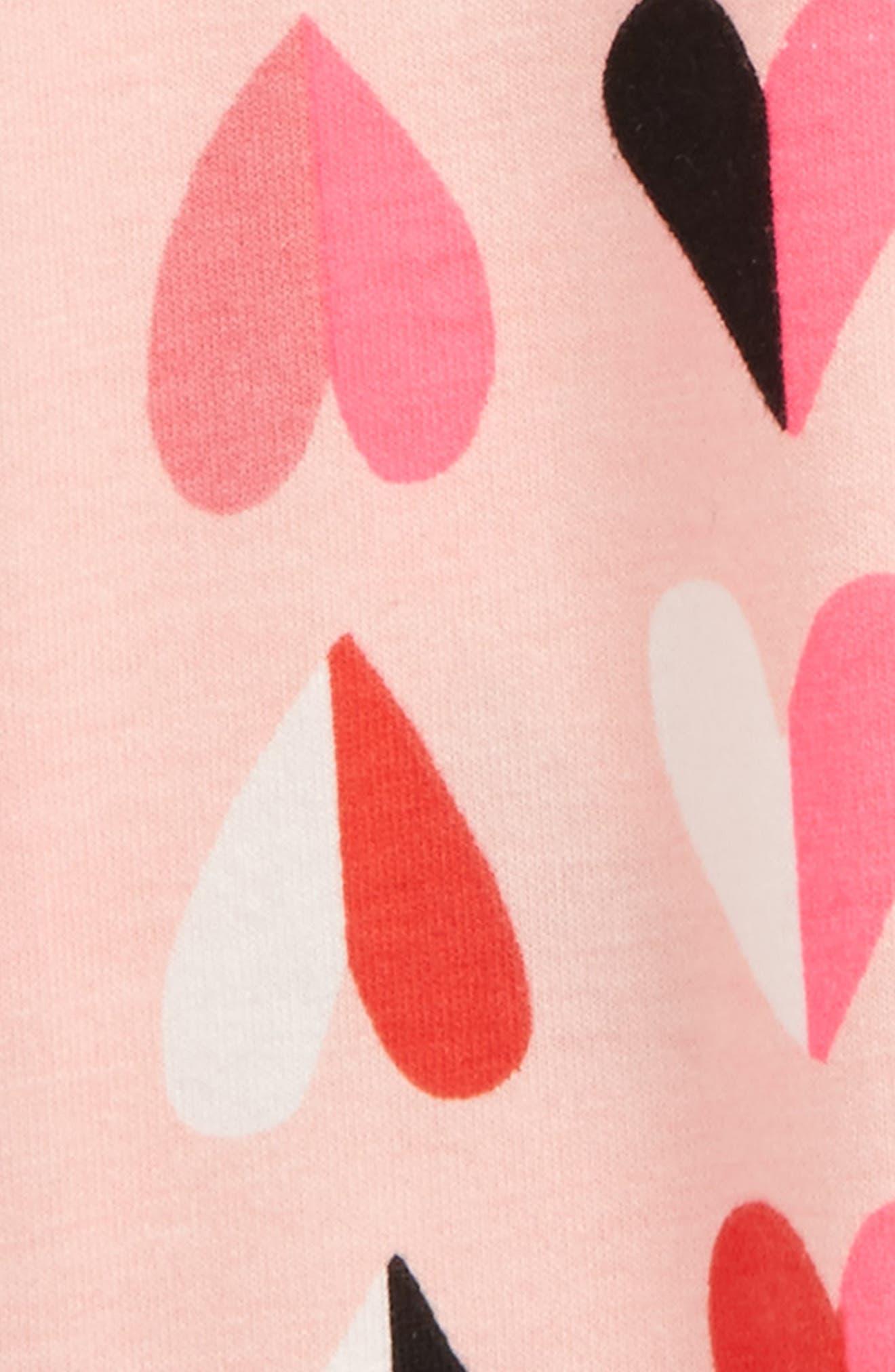 Floral Print Leggings,                             Alternate thumbnail 8, color,