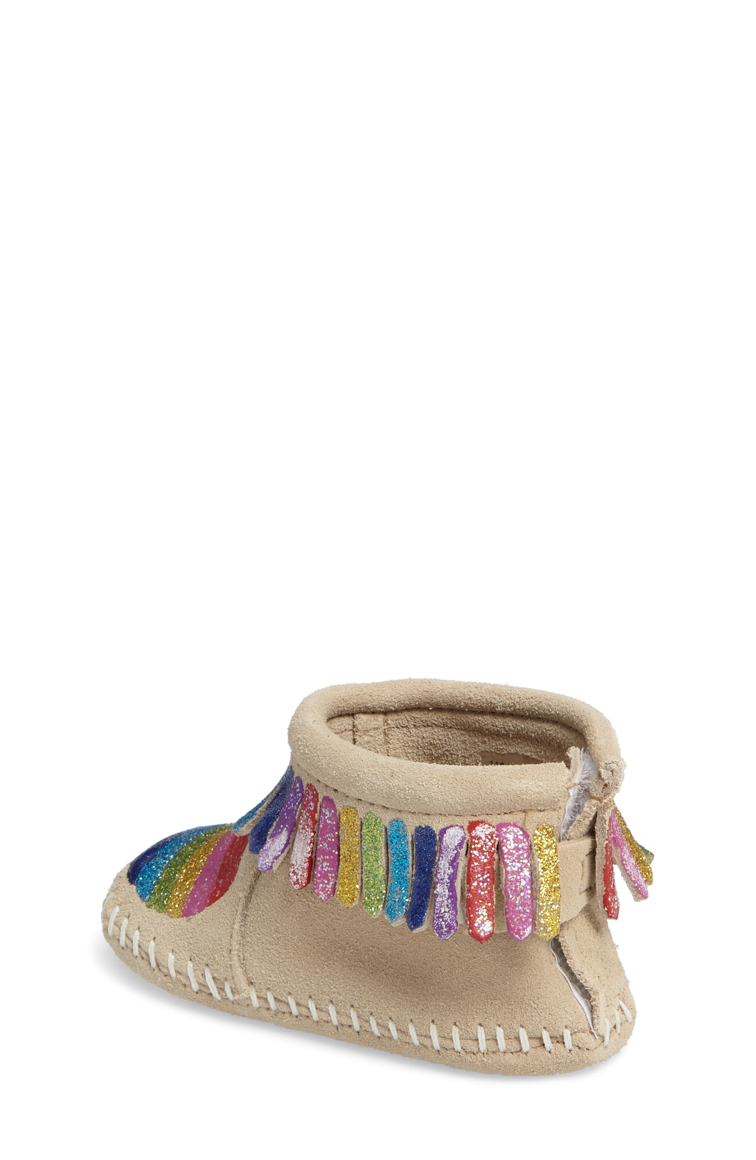 x Free Range Mama Love One Another Bootie,                             Alternate thumbnail 2, color,                             STONE