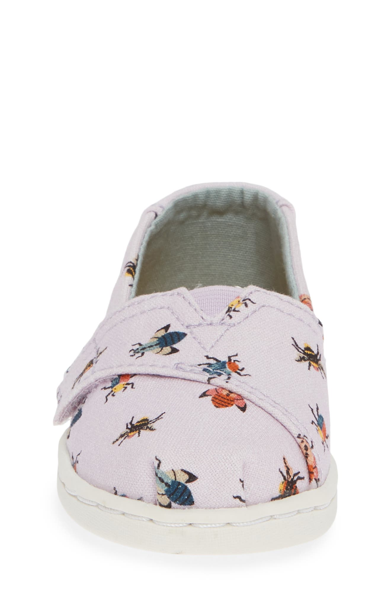 Alpargata Print Slip-On,                             Alternate thumbnail 4, color,                             500