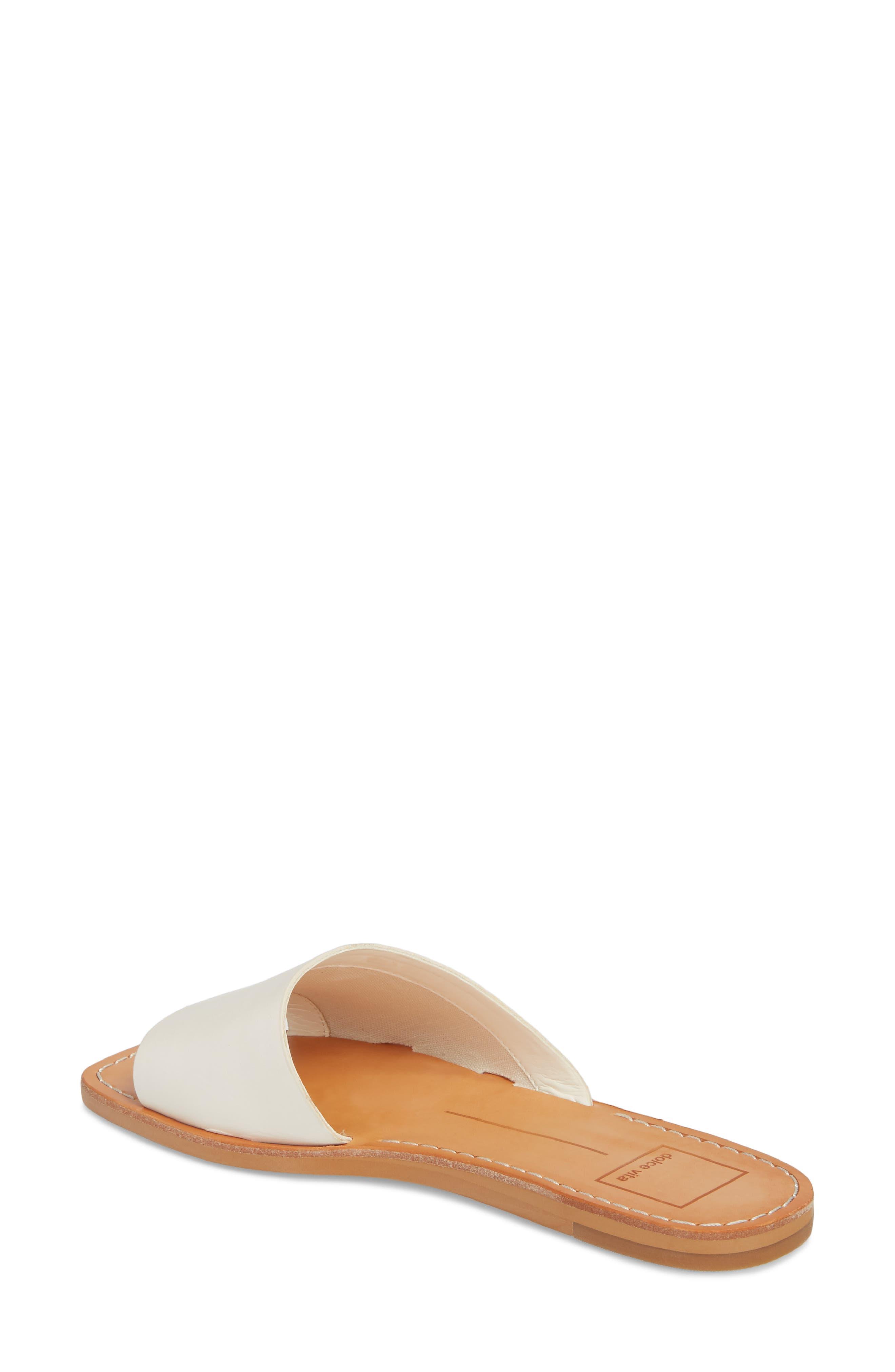 Cato Asymmetrical Slide Sandal,                             Alternate thumbnail 14, color,