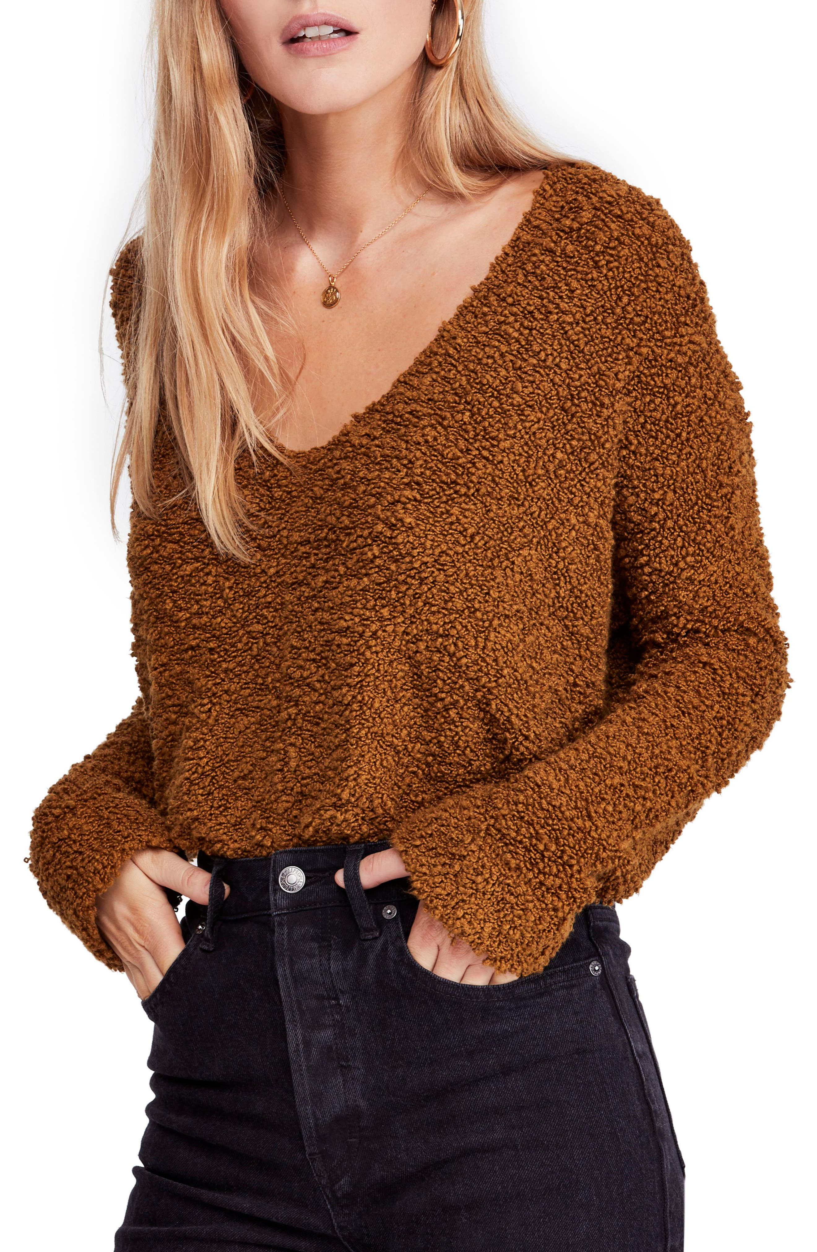 Popcorn Sweater, Main, color, 200