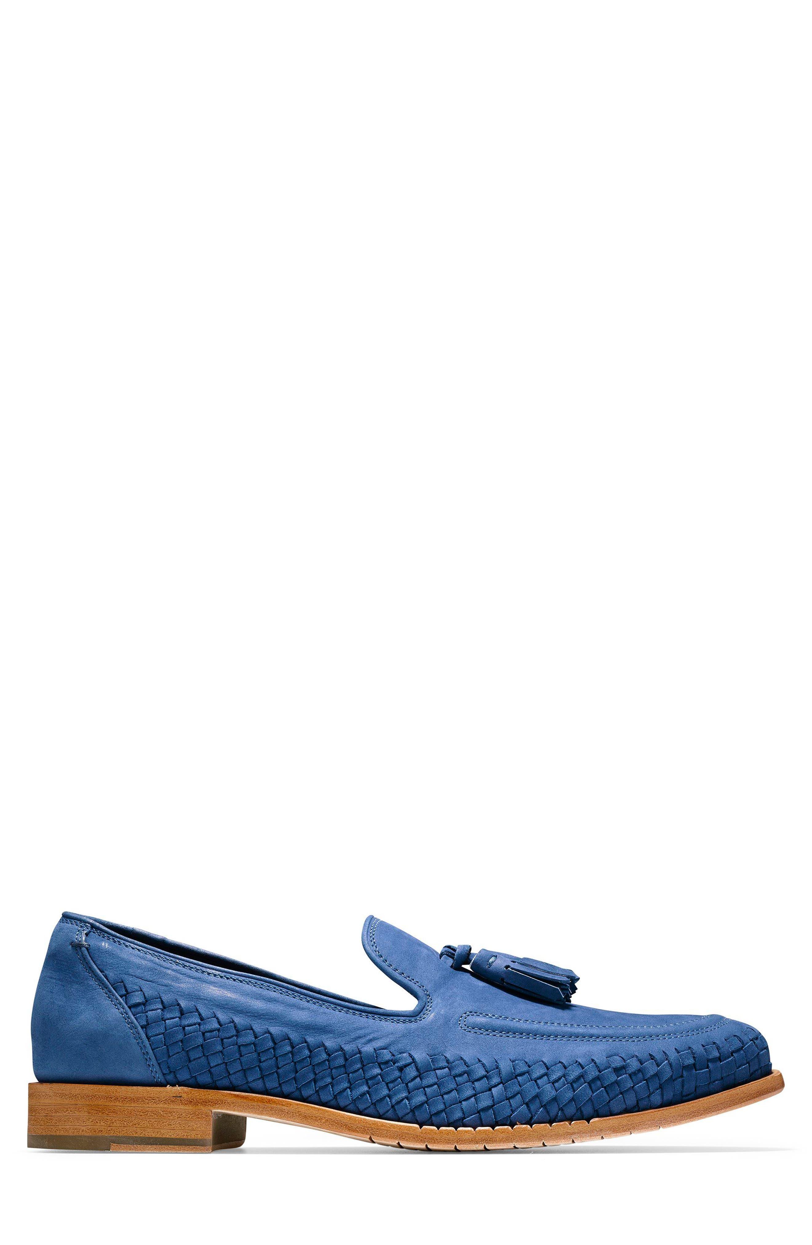 Washington Grand Tassel Loafer,                             Alternate thumbnail 12, color,