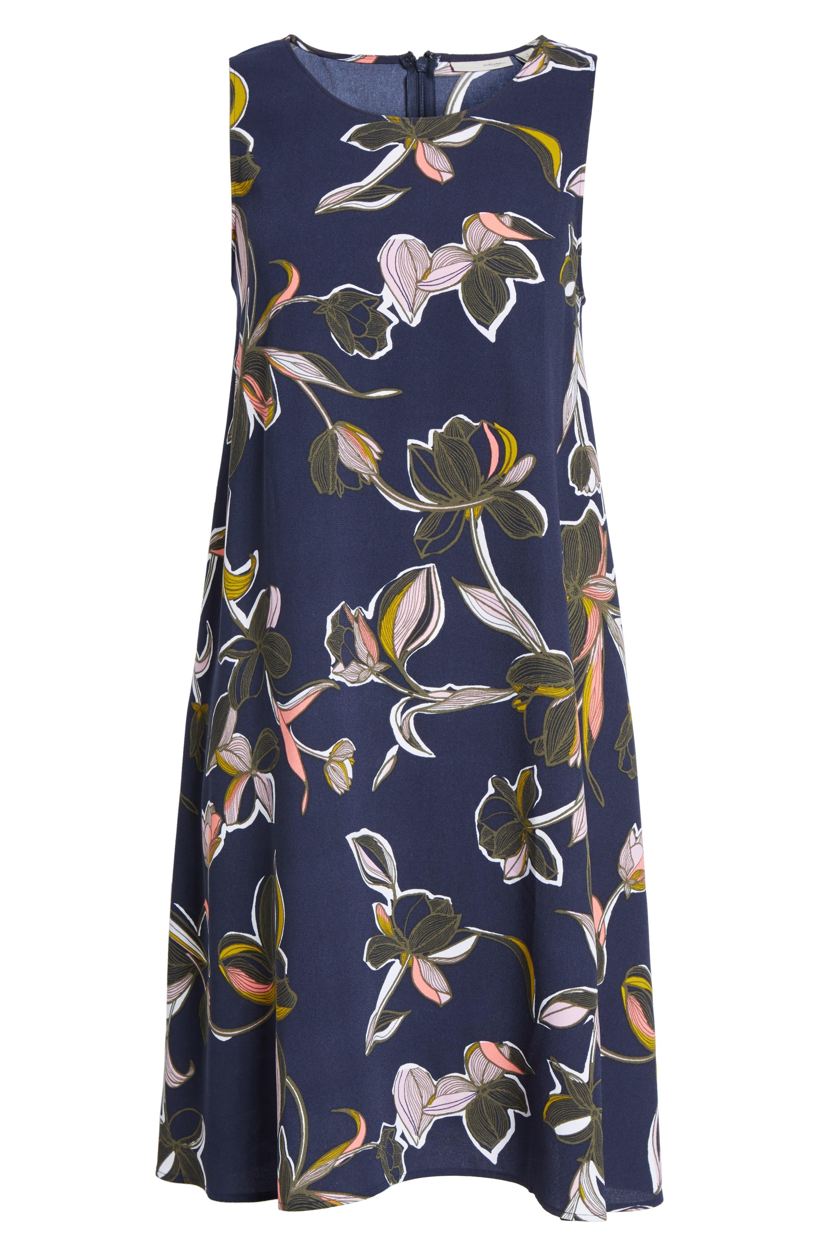 A-Line Dress,                             Alternate thumbnail 159, color,