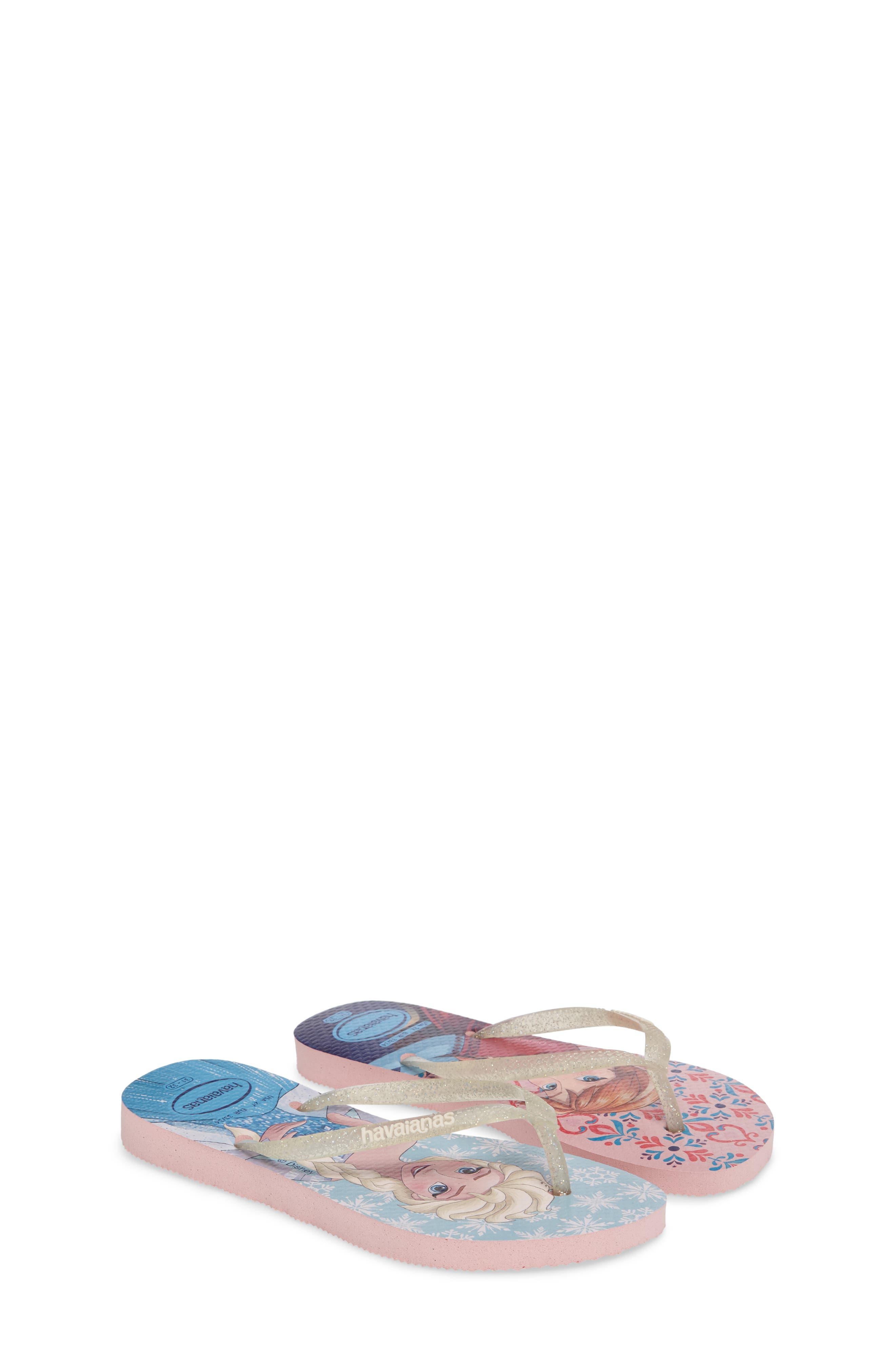 Slim Frozen Flip Flop,                             Alternate thumbnail 2, color,                             100
