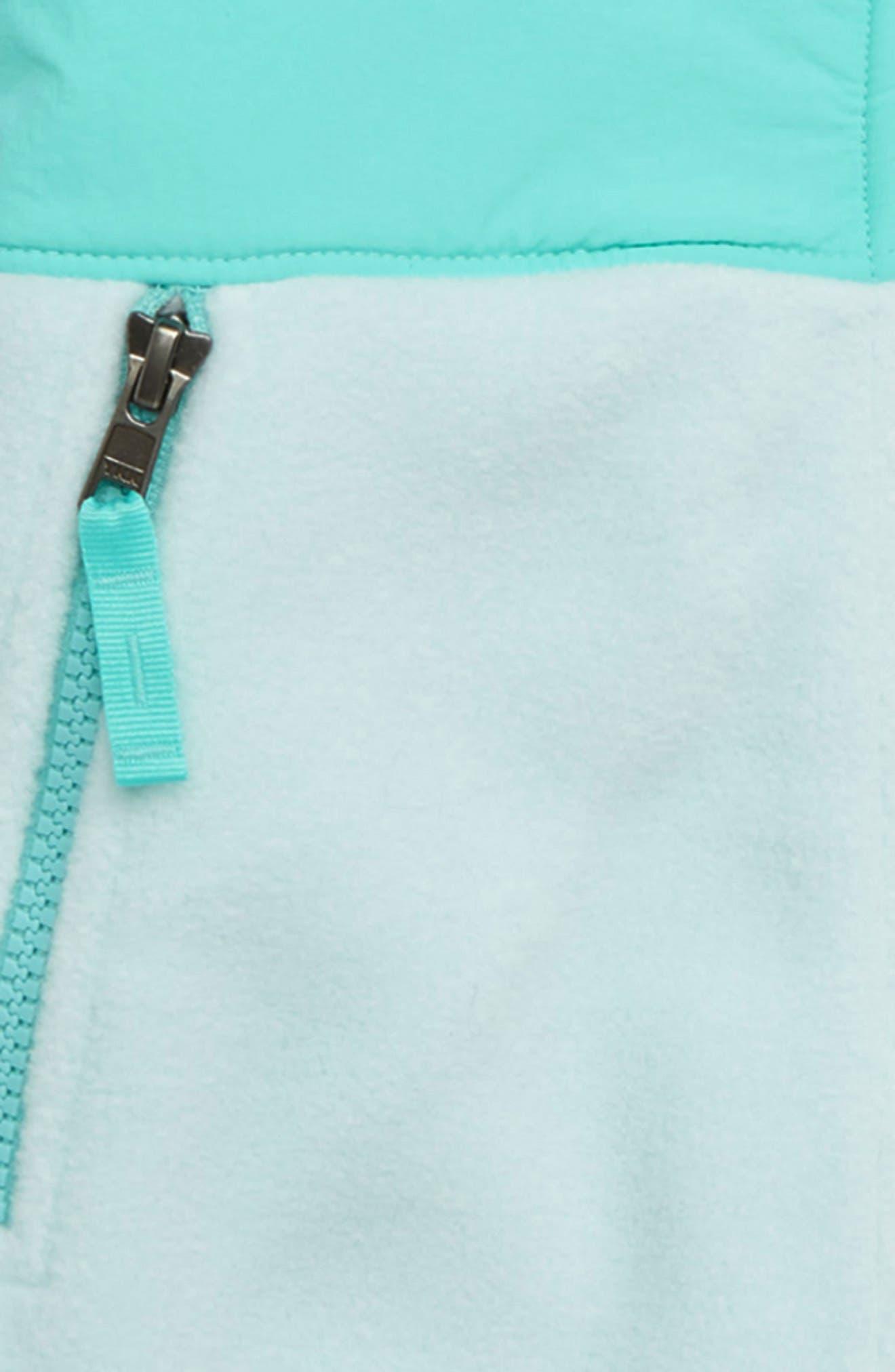 Denali Recycled Fleece Jacket,                             Alternate thumbnail 2, color,                             ORIGIN BLUE