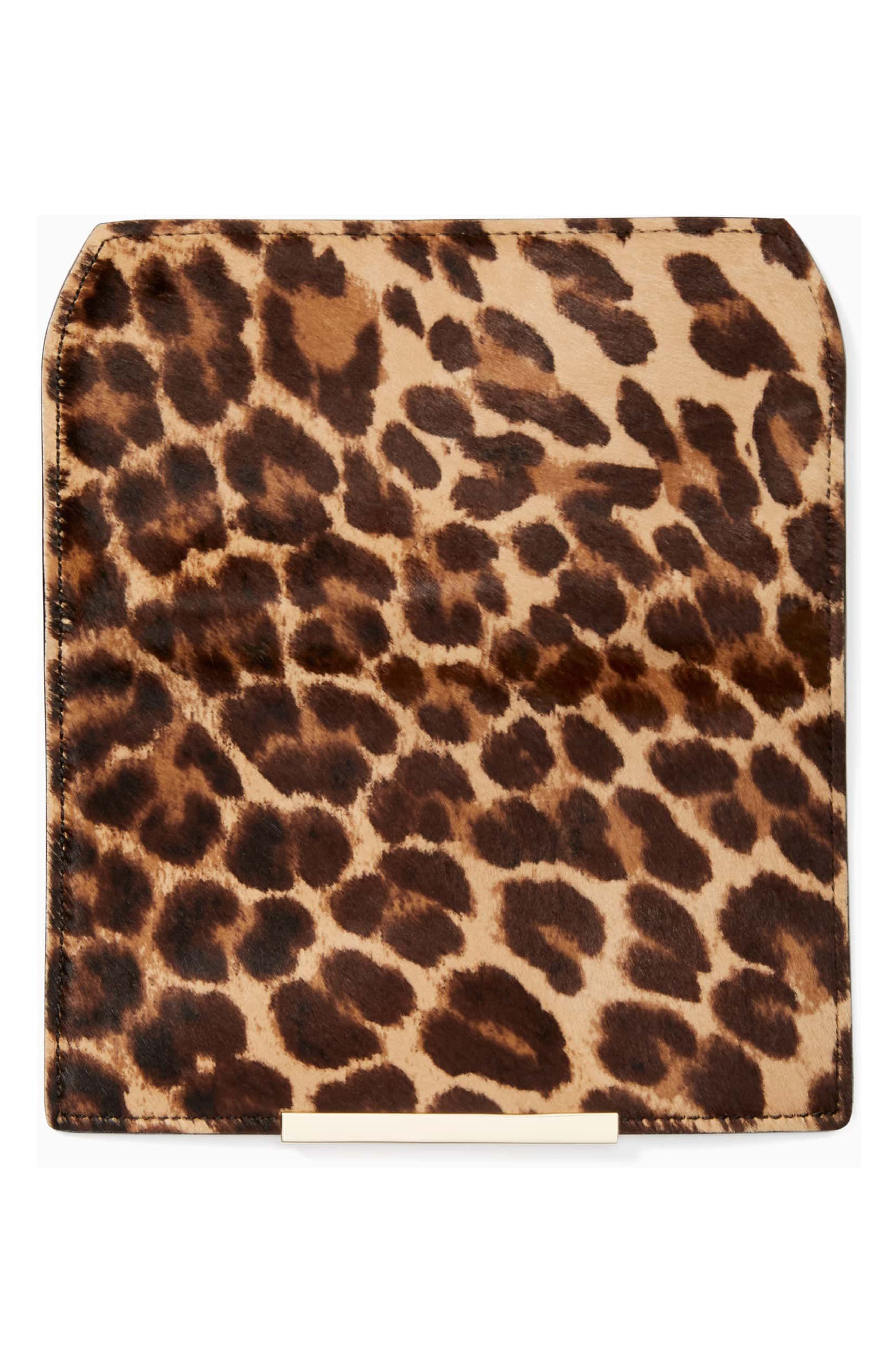 make it mine genuine calf hair snap-on accent flap,                             Main thumbnail 1, color,