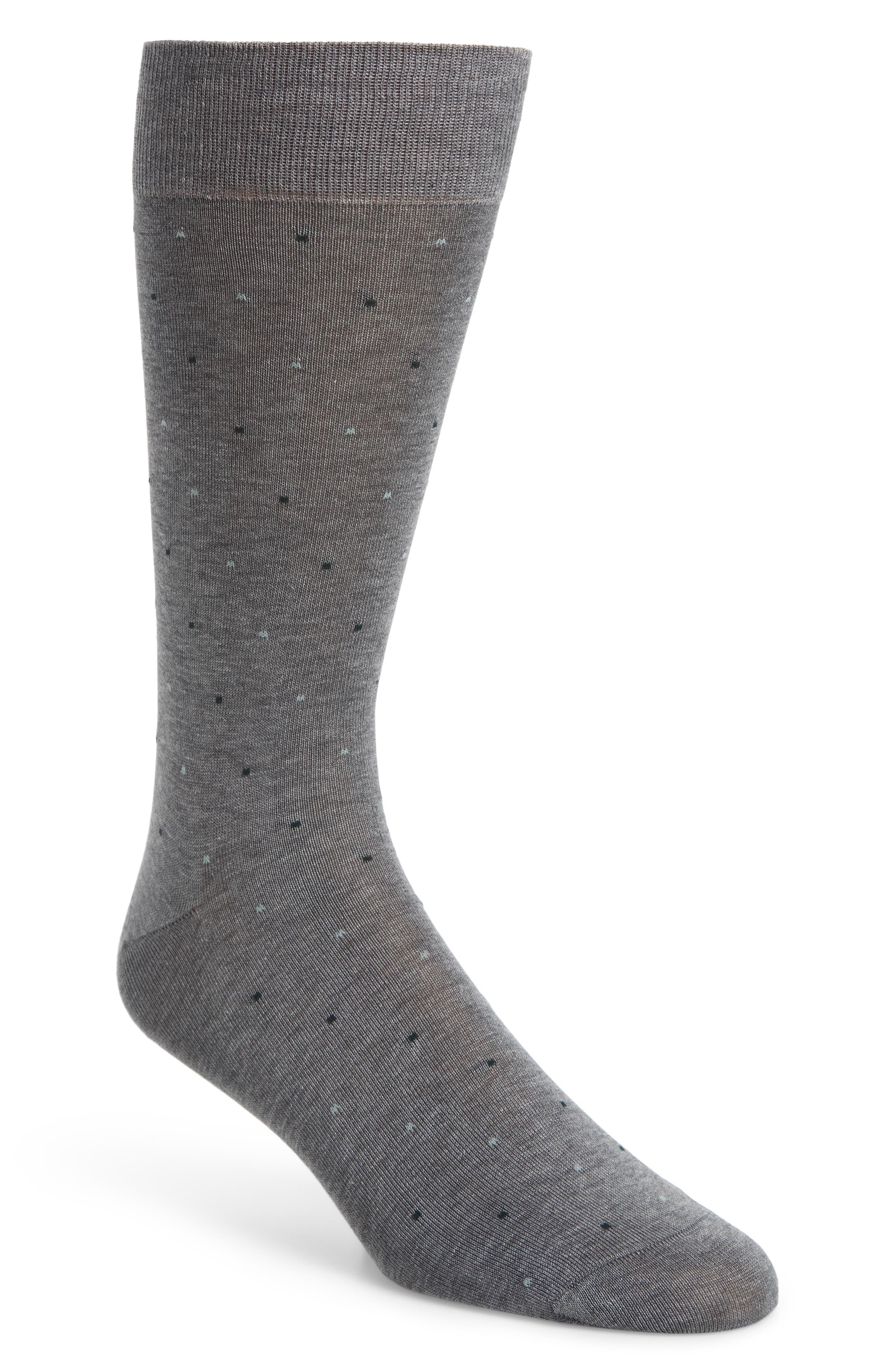 Neat Dot Socks,                         Main,                         color, 031