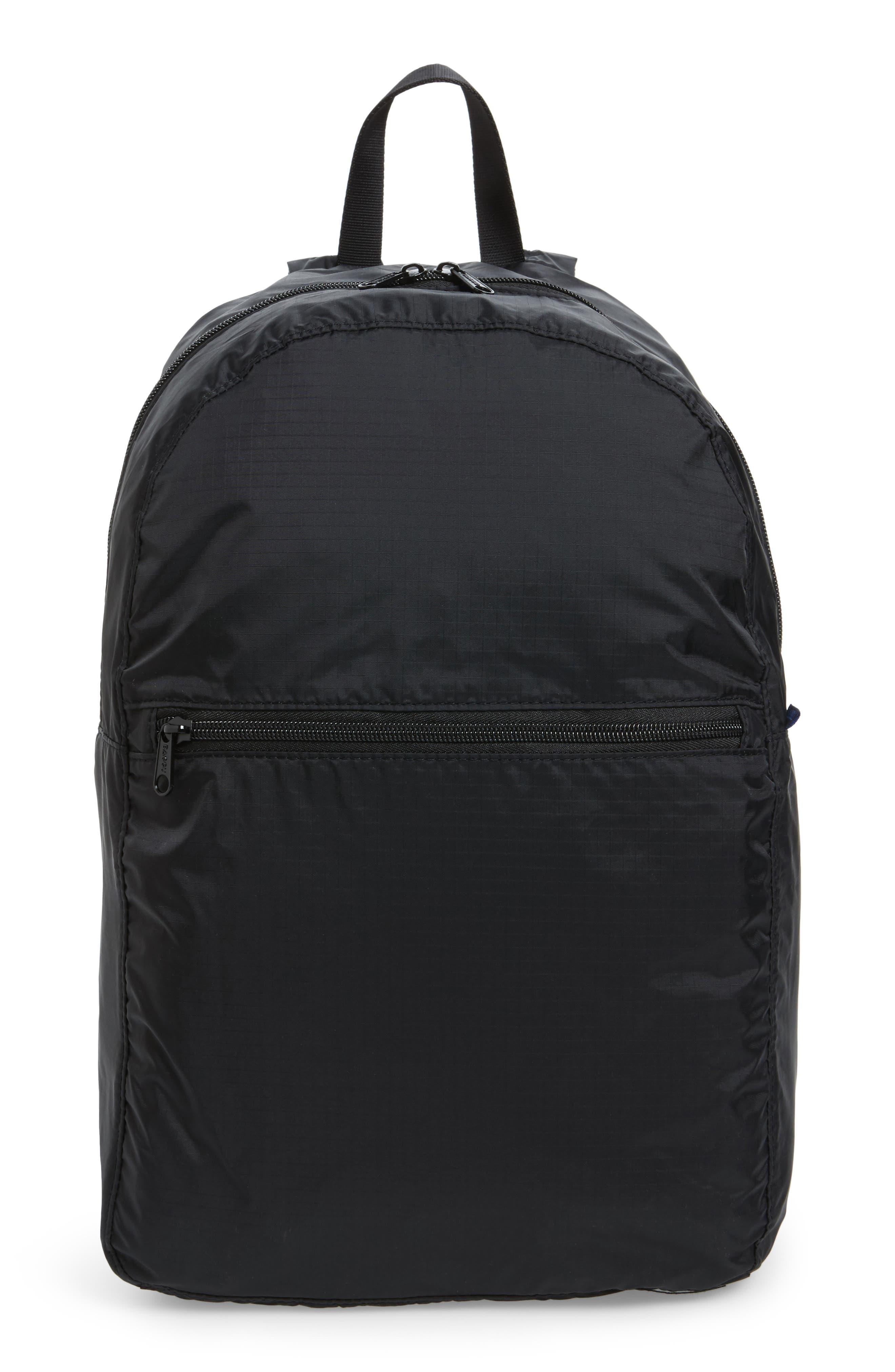 Ripstop Nylon Backpack,                             Main thumbnail 2, color,