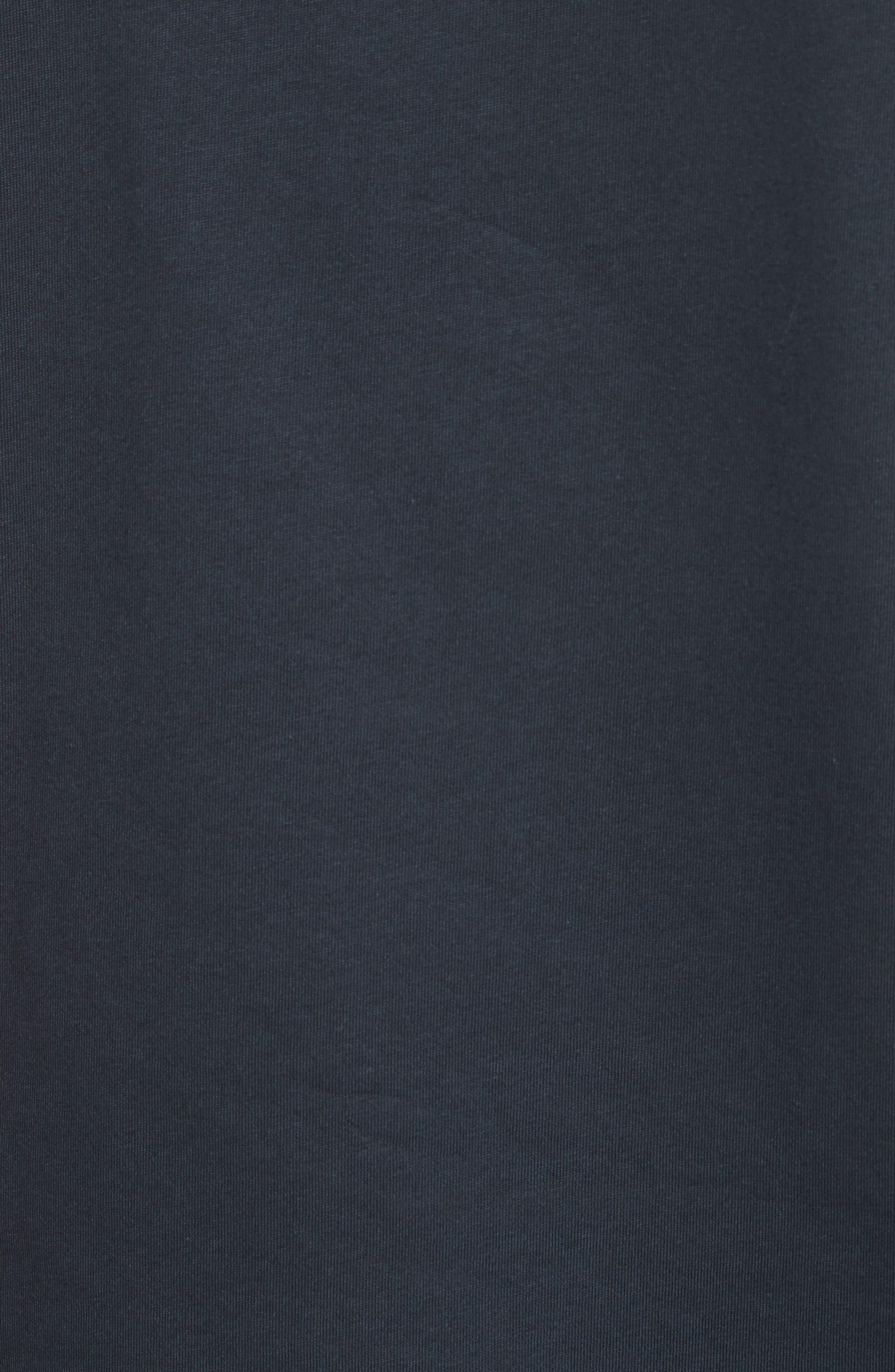 Dot Zebra Graphic T-Shirt,                             Alternate thumbnail 5, color,