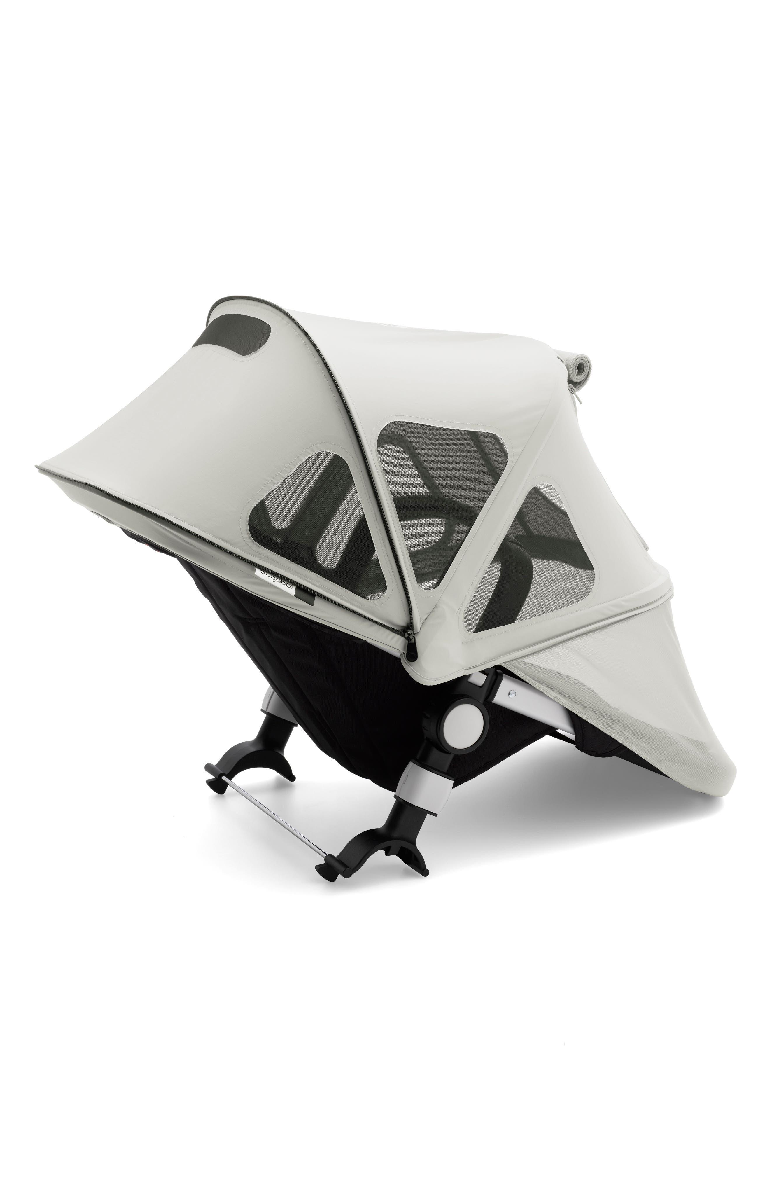 Breezy Sun Canopy for Fox & Cameleon³ Strollers,                             Alternate thumbnail 2, color,                             ARTIC GREY