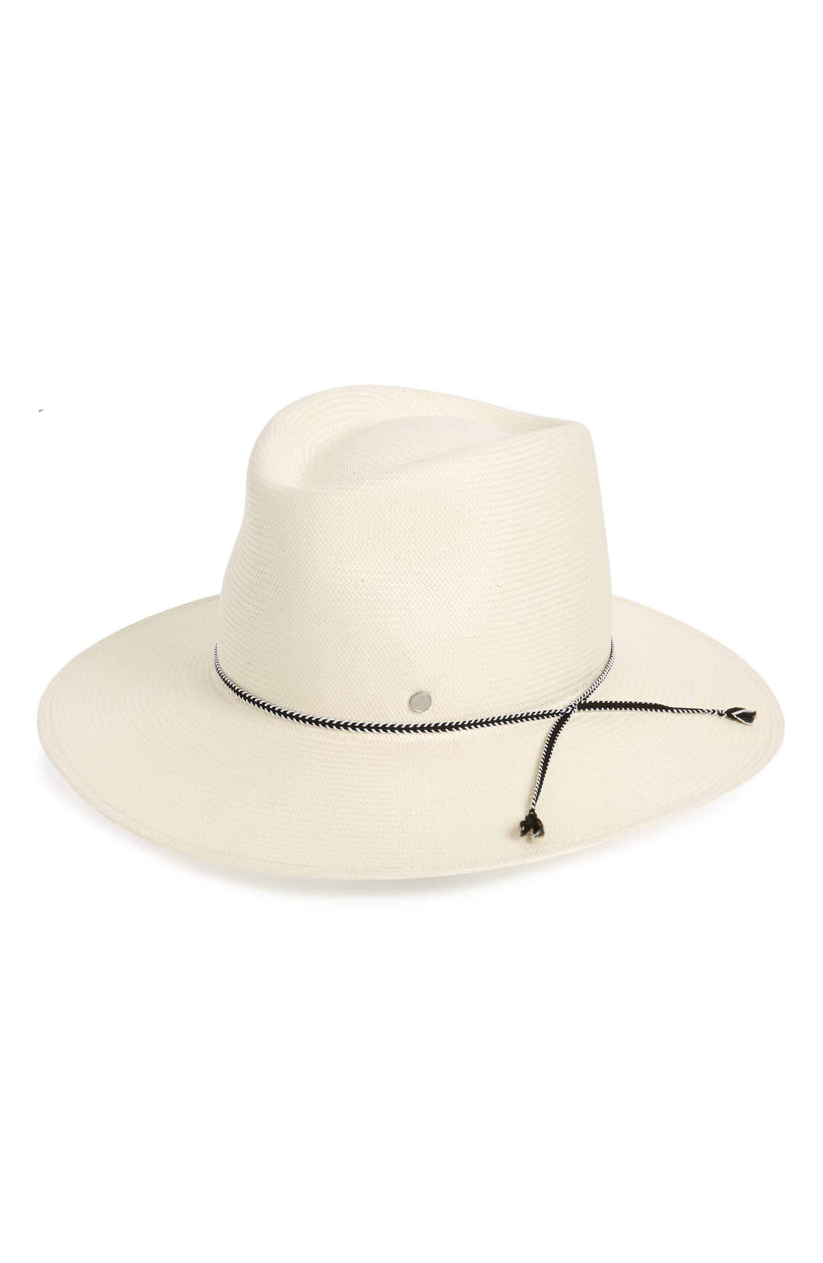 Maison Michel Charles On the Go Straw Hat  47b6184c3c0