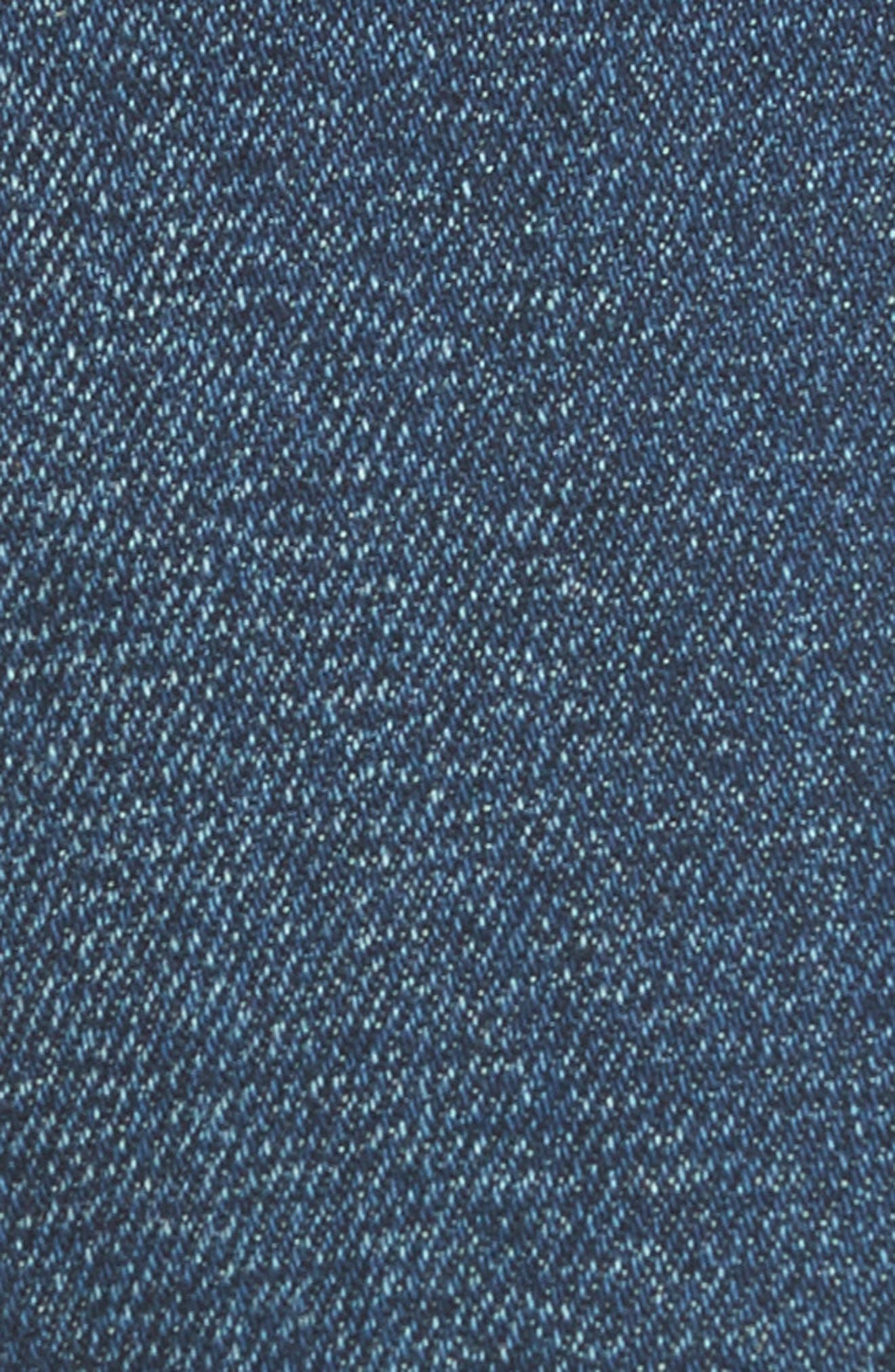 Le High Skinny Jeans,                             Alternate thumbnail 6, color,                             401