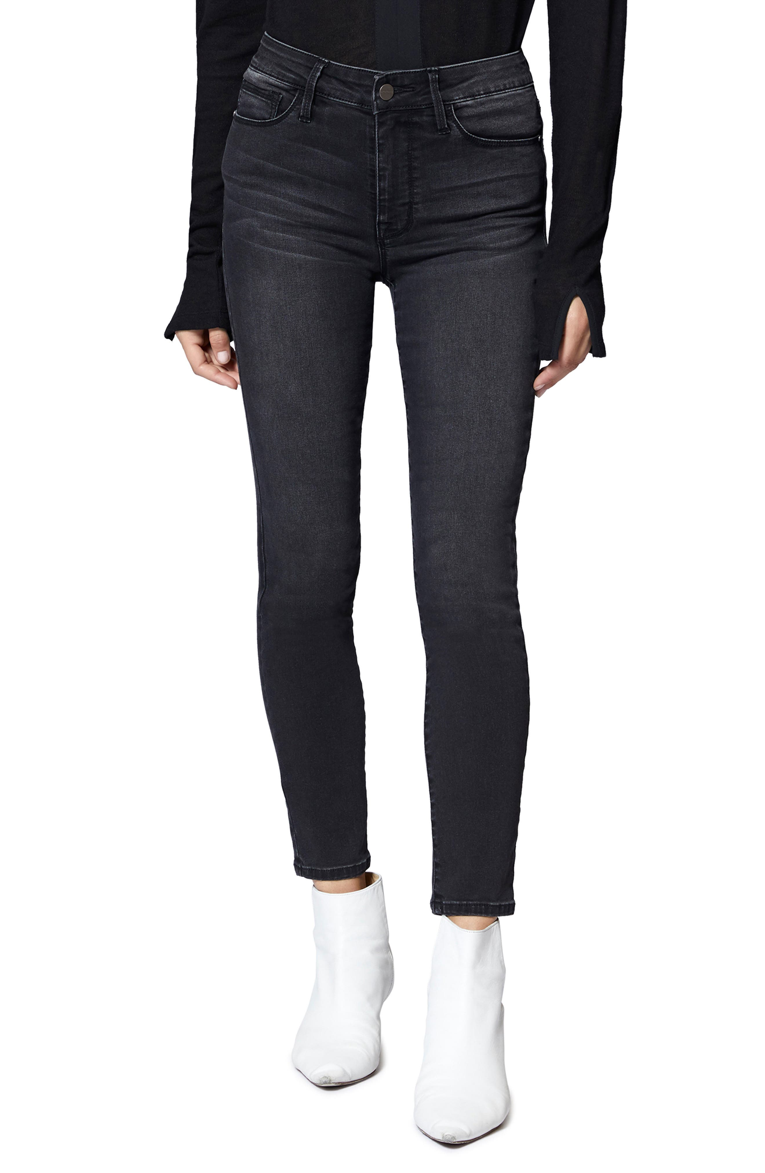 Social Standard Ankle Skinny Jeans,                         Main,                         color, 021