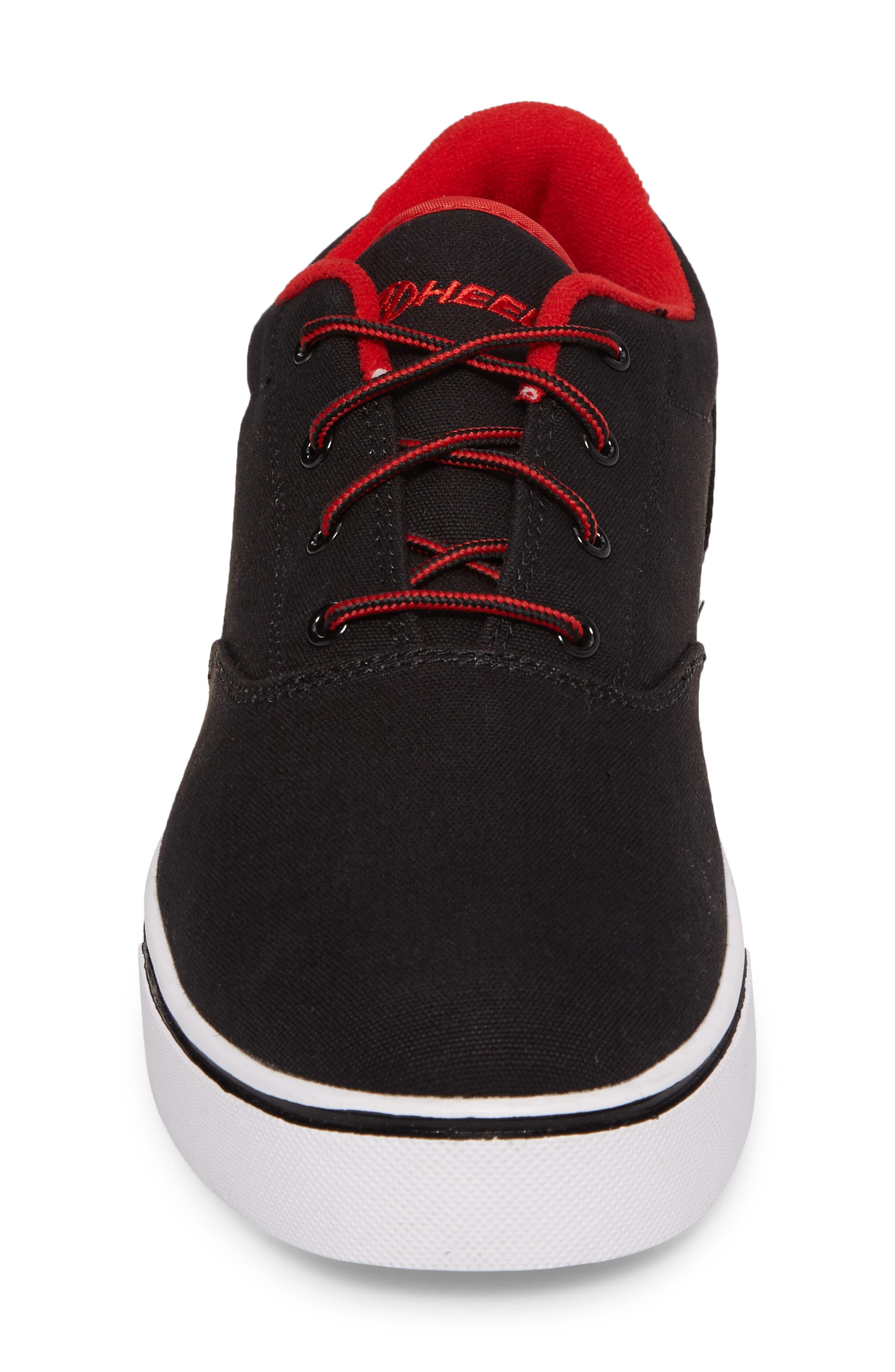 'Launch' Skate Sneaker,                             Alternate thumbnail 4, color,                             006