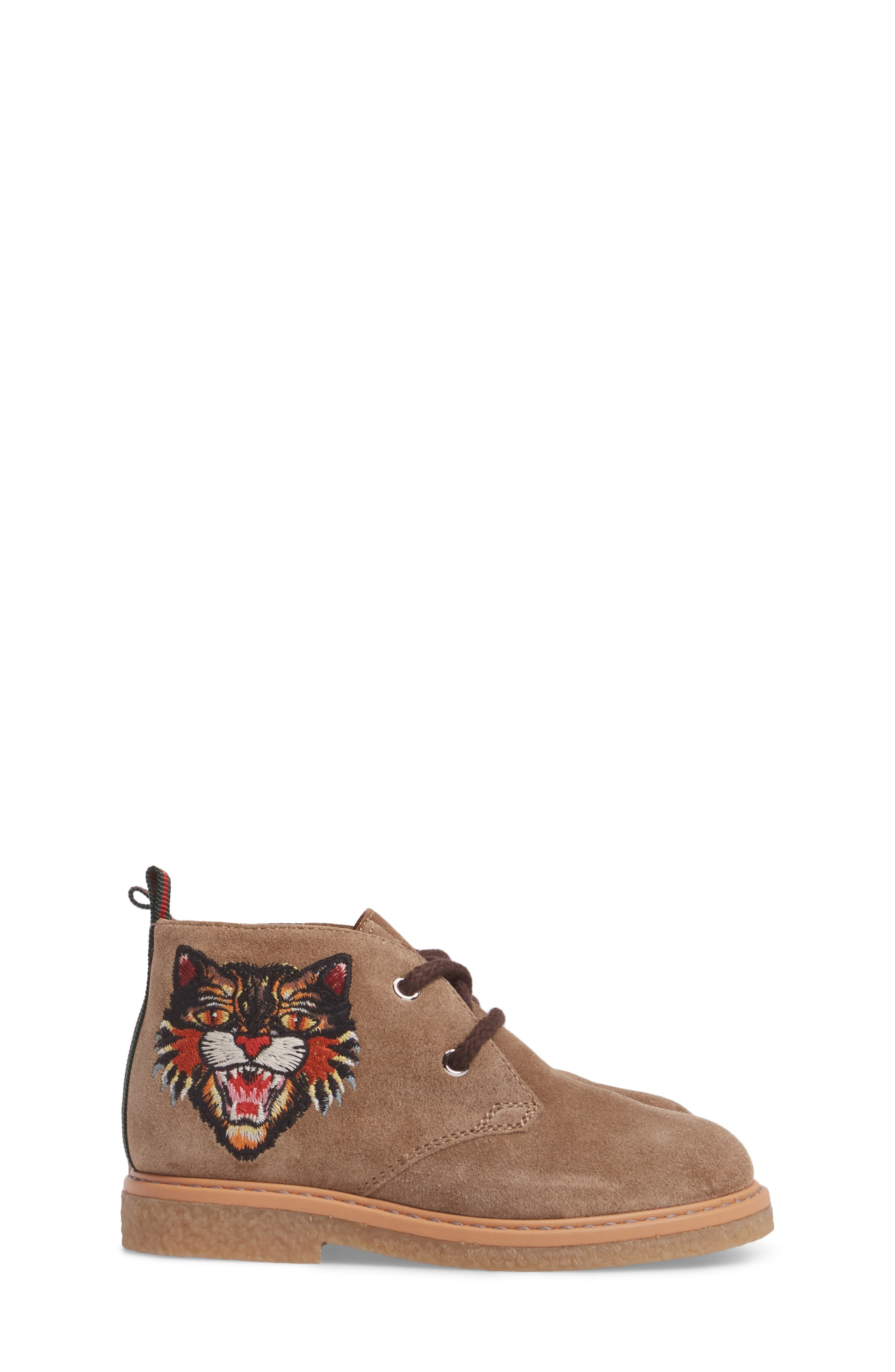 Lucas Embroidered Bootie,                             Alternate thumbnail 3, color,                             250