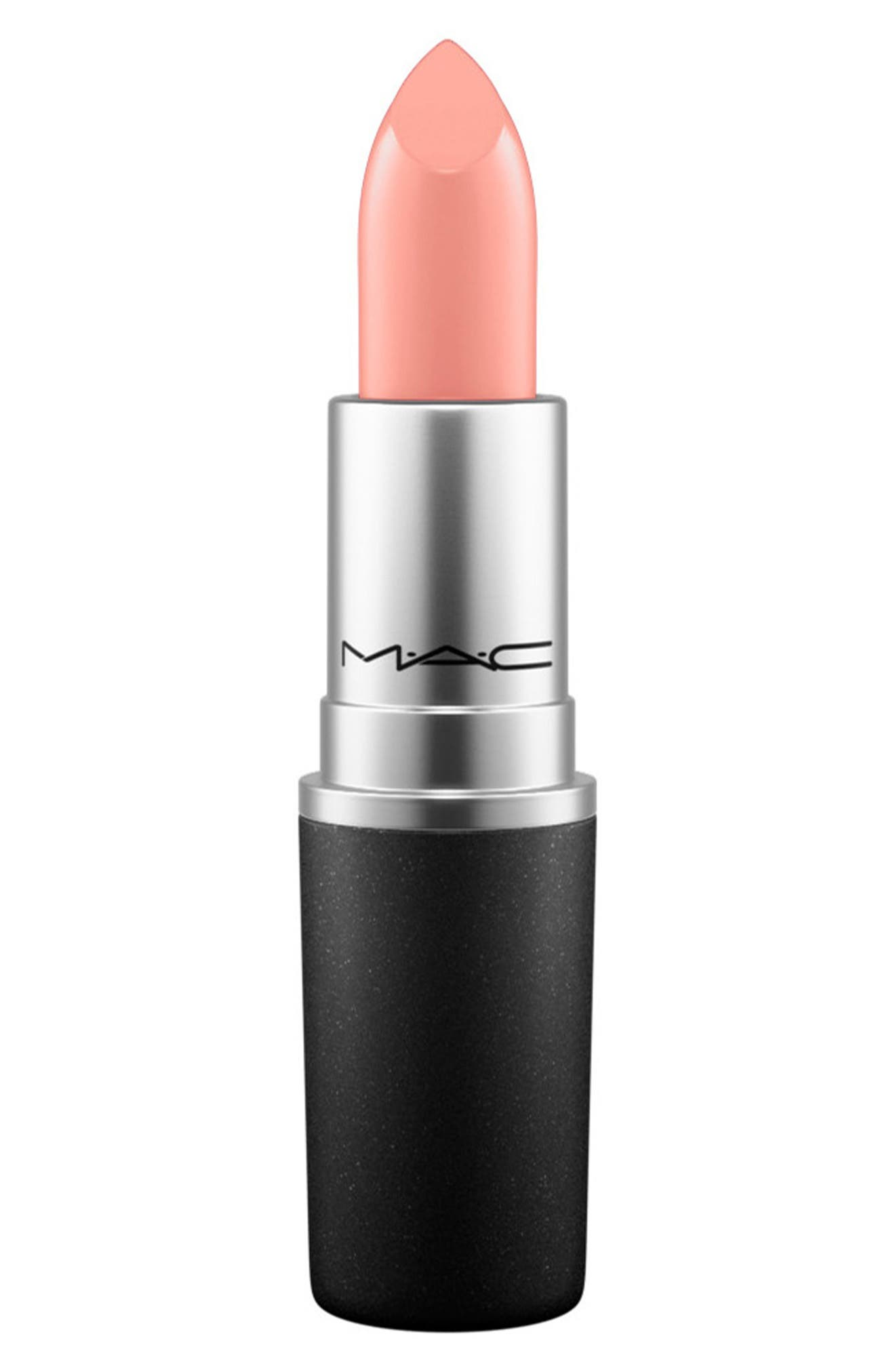 MAC Cremesheen + Pearl Lipstick,                             Alternate thumbnail 2, color,                             PURE ZEN