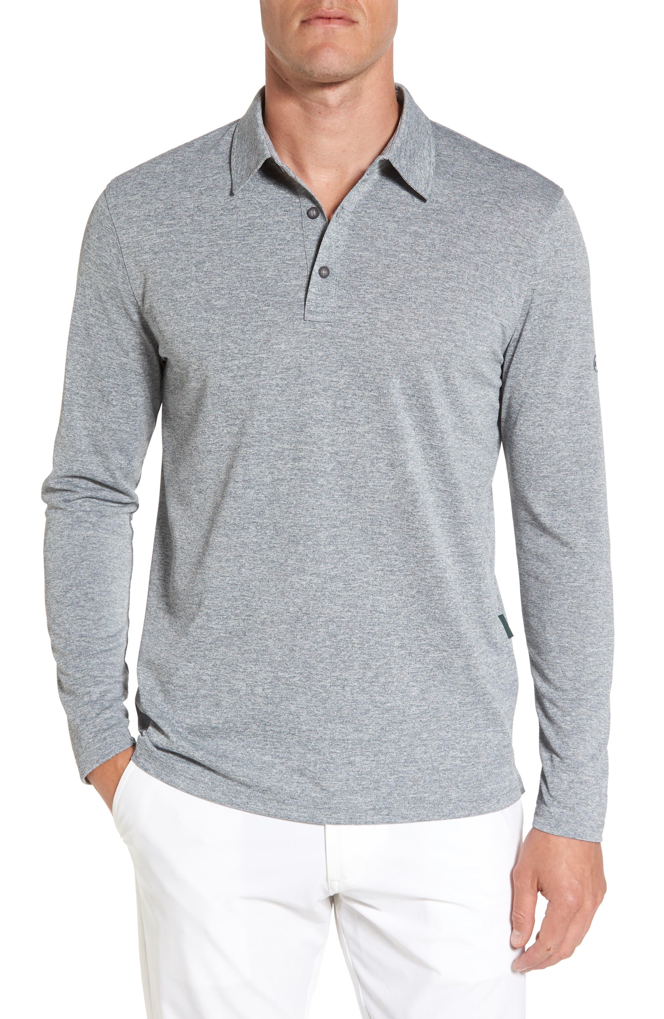 Hamden Long Sleeve Polo,                         Main,                         color, 029