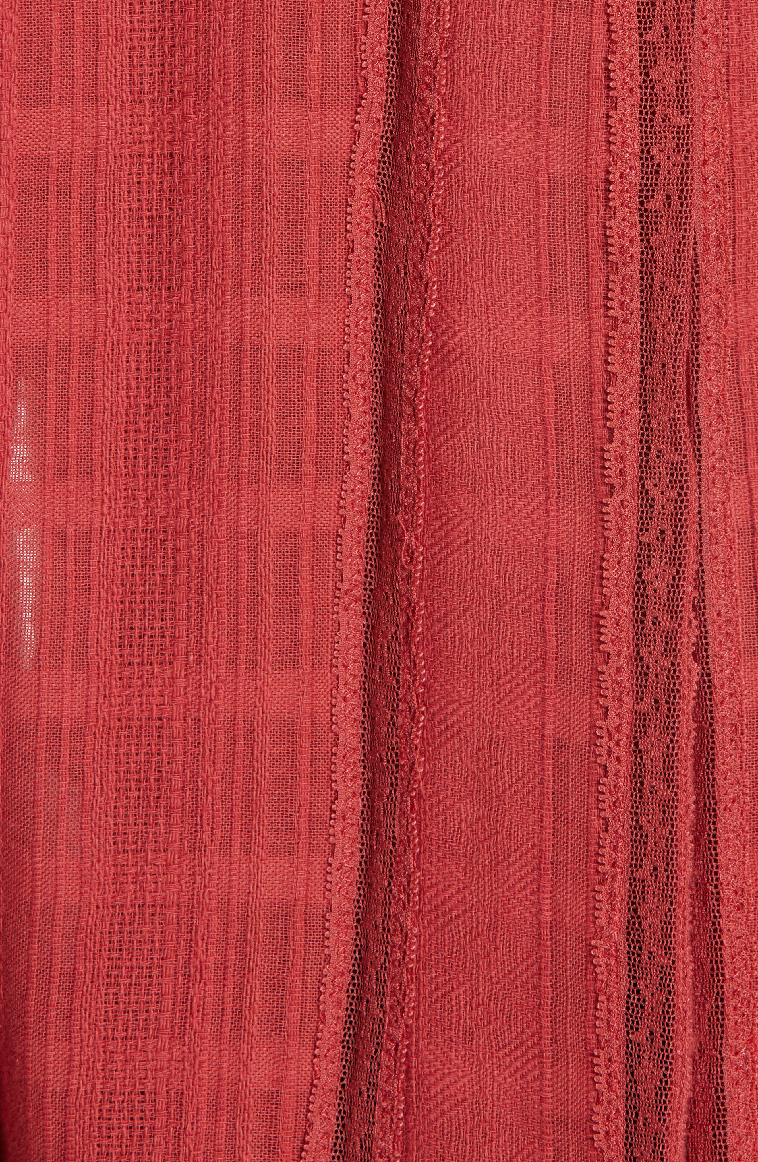 Kalina Cotton Blouse,                             Alternate thumbnail 5, color,                             612