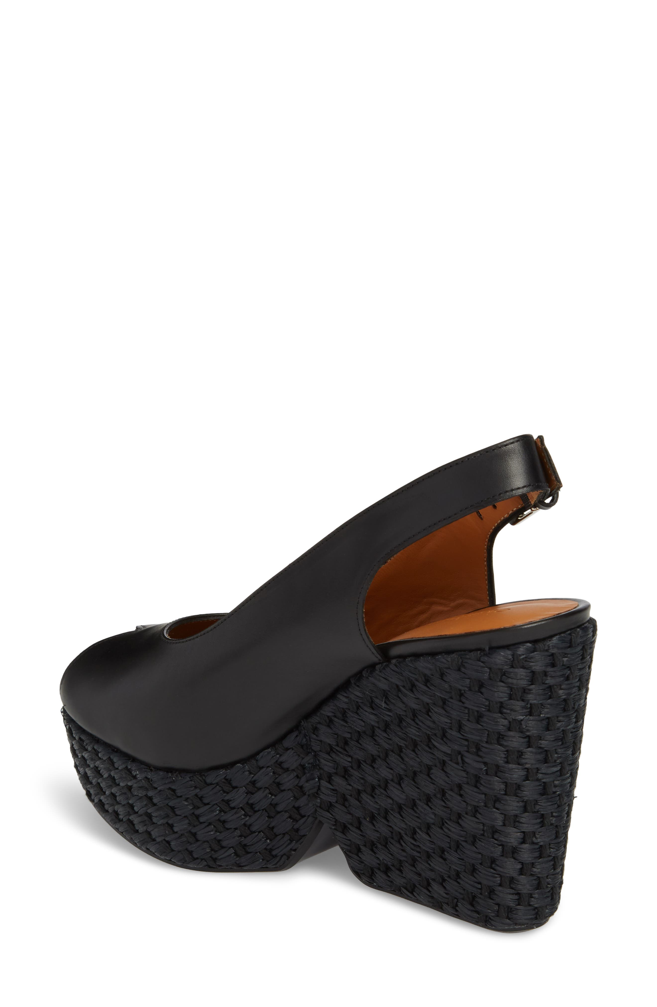 Dylancop Woven Wedge Sandal,                             Alternate thumbnail 2, color,                             011