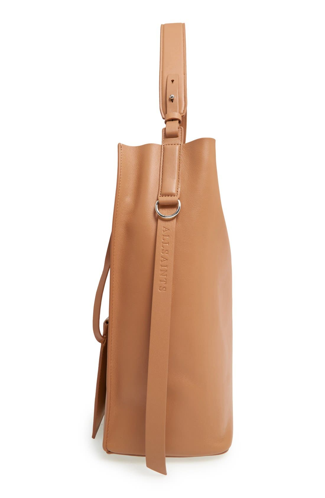'Paradise North/South' Calfskin Leather Tote,                             Alternate thumbnail 45, color,