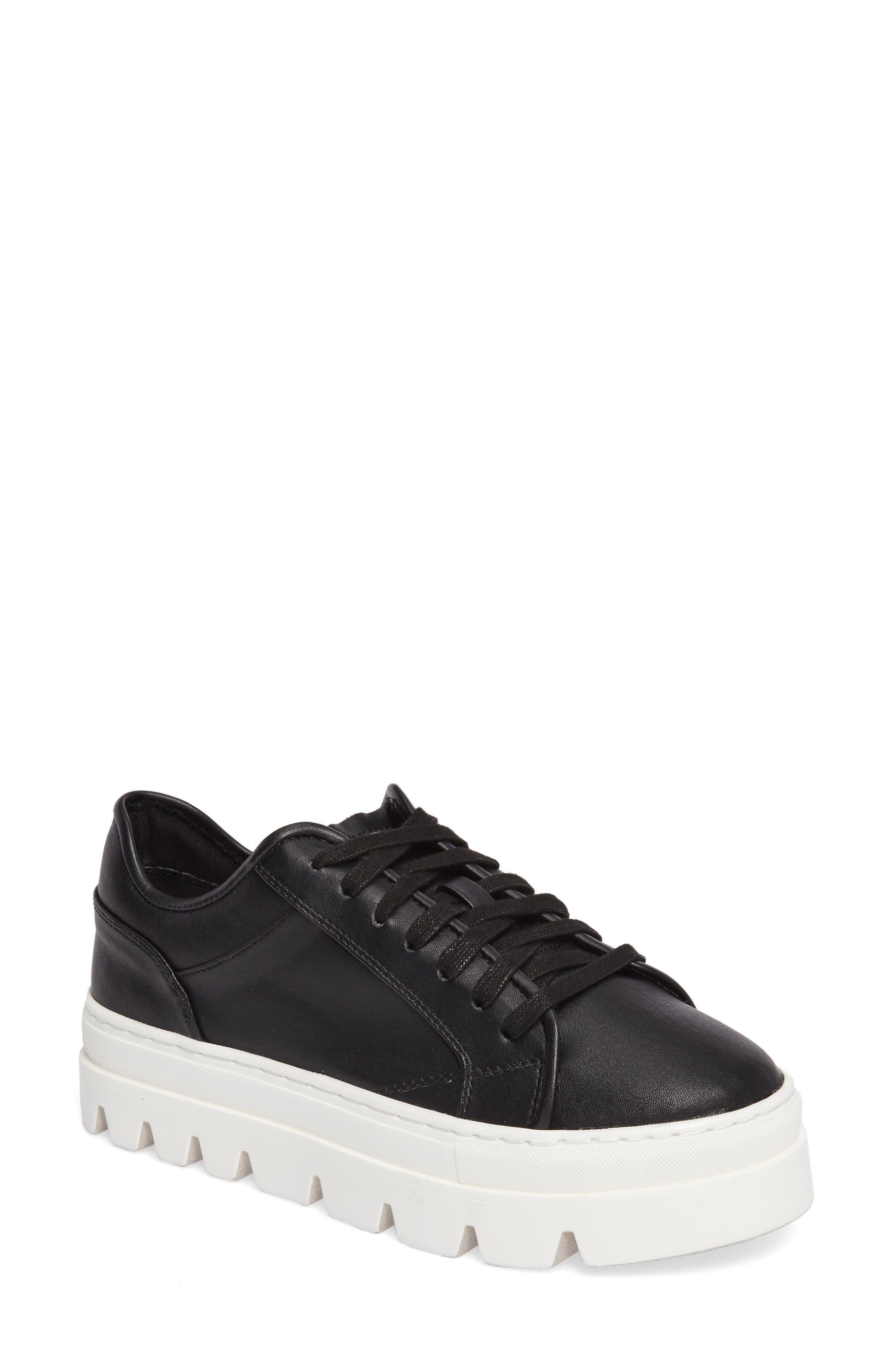 Kickstart Platform Sneaker,                             Main thumbnail 1, color,                             001