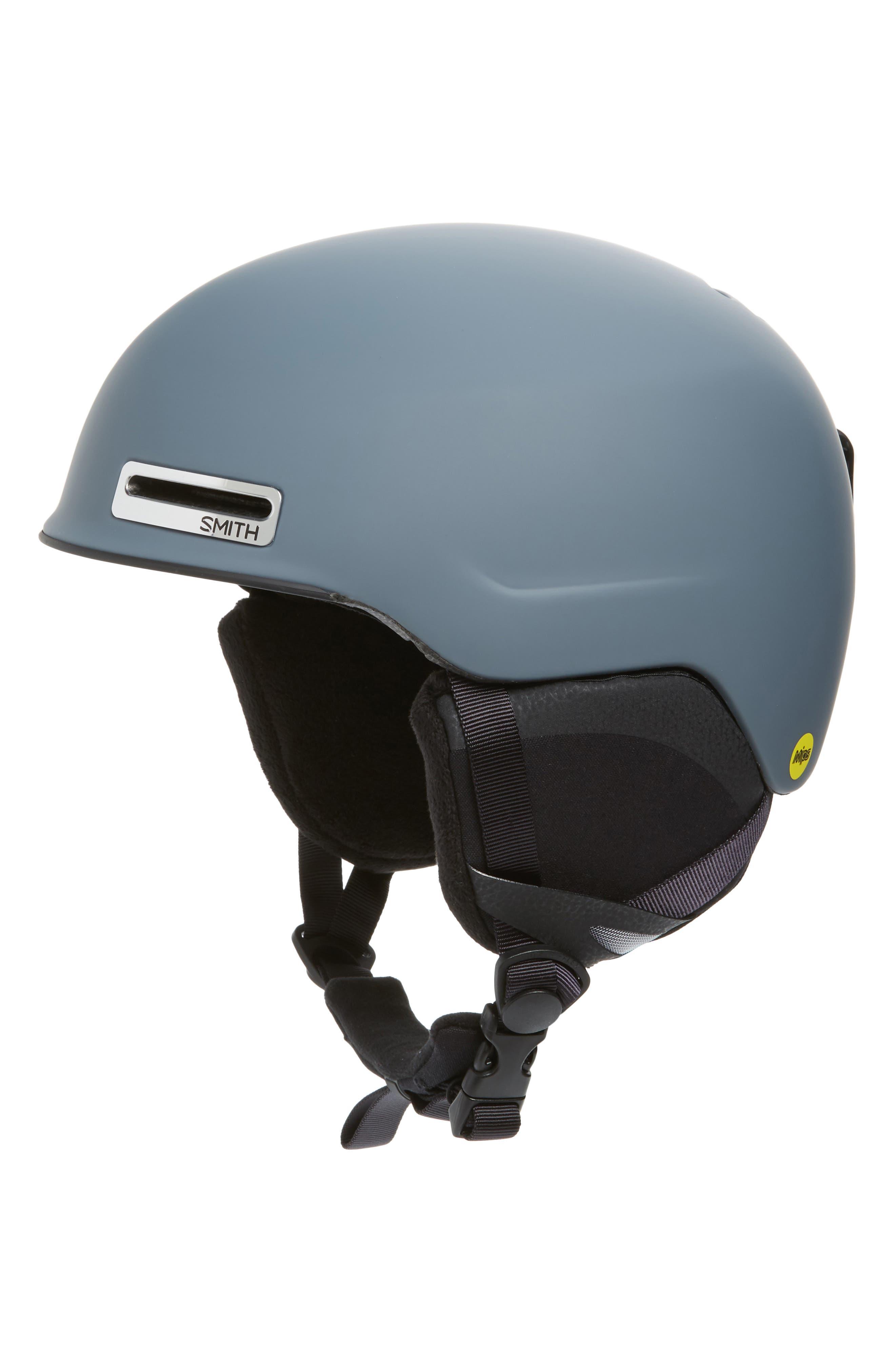 Maze with MIPS Snow Helmet,                             Main thumbnail 1, color,                             MATTE CHARCOAL
