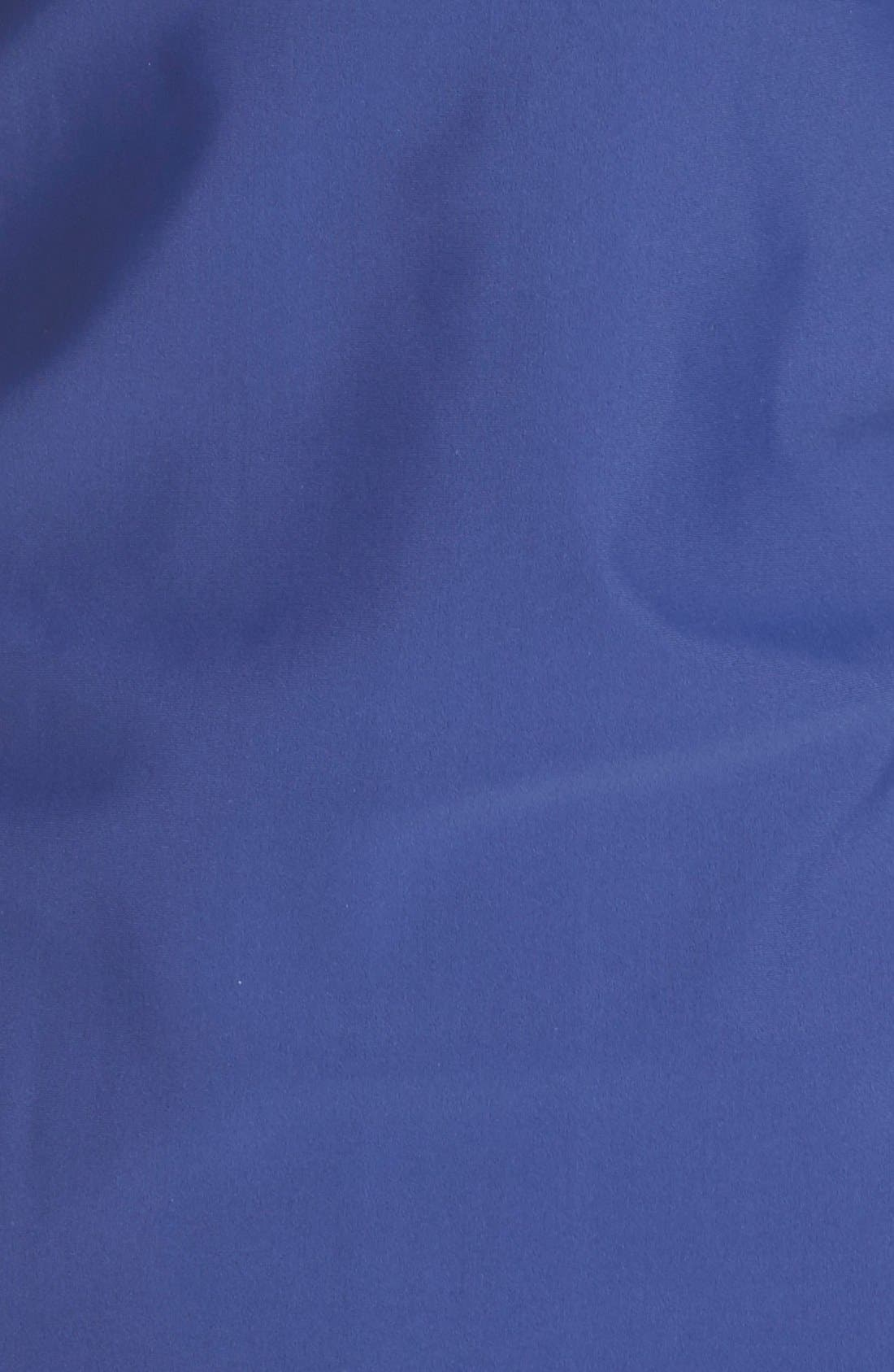 'Sonja' Long Sleeve Half Zip Convertible Swimdress,                             Alternate thumbnail 42, color,