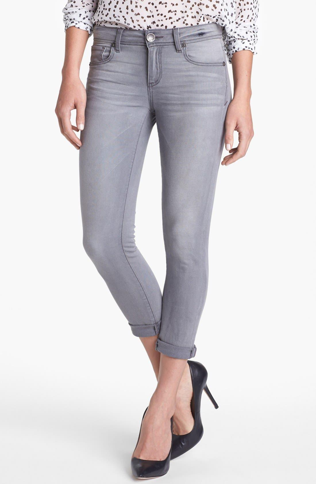 'Catherine' Slim Boyfriend Jeans,                         Main,                         color, 020