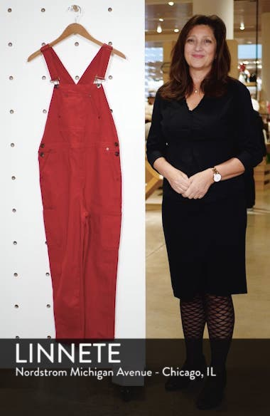 Urban Outfitter Straight Leg Overalls, sales video thumbnail