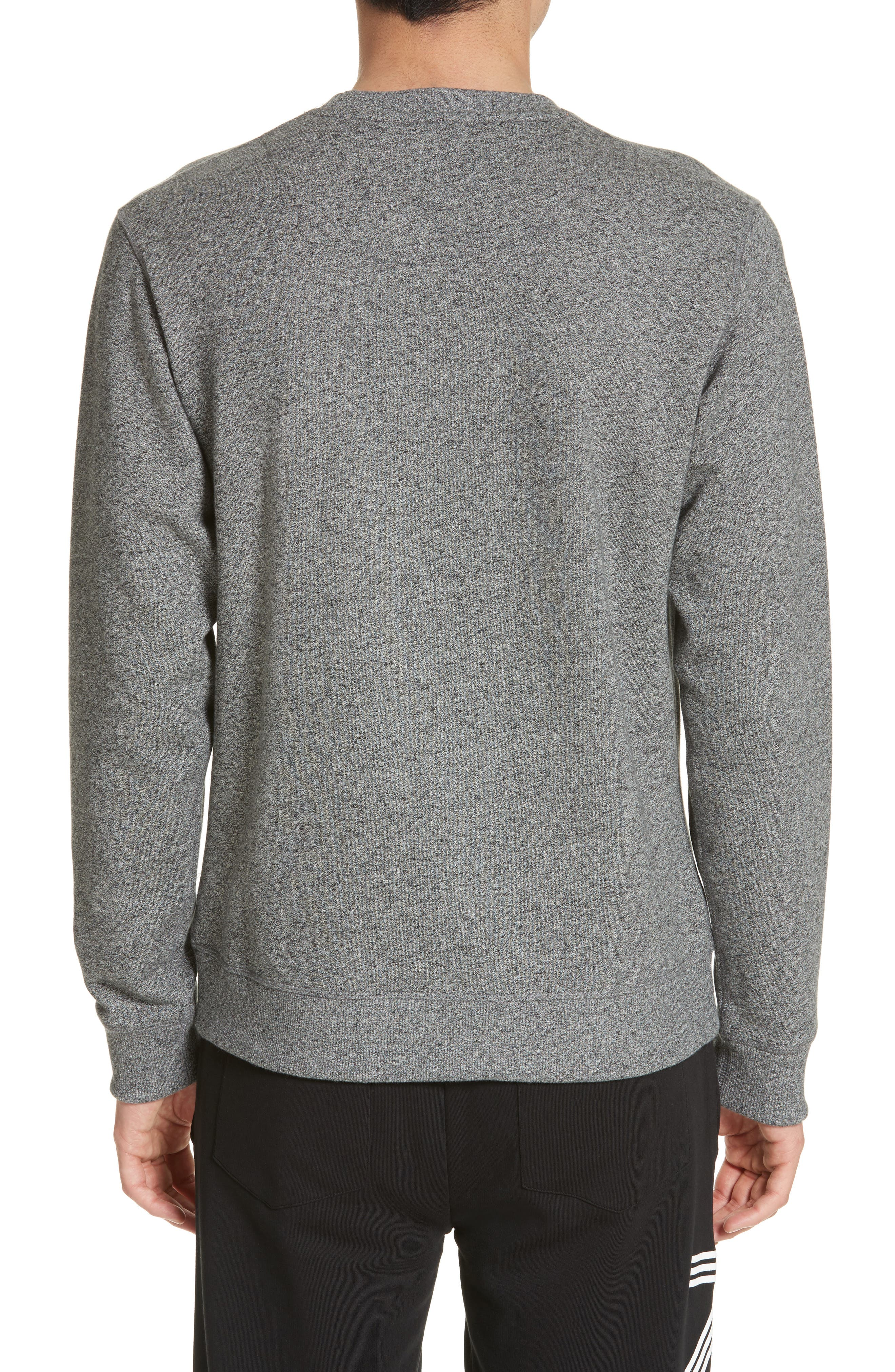 Eye Graphic Sweatshirt,                             Alternate thumbnail 2, color,                             022