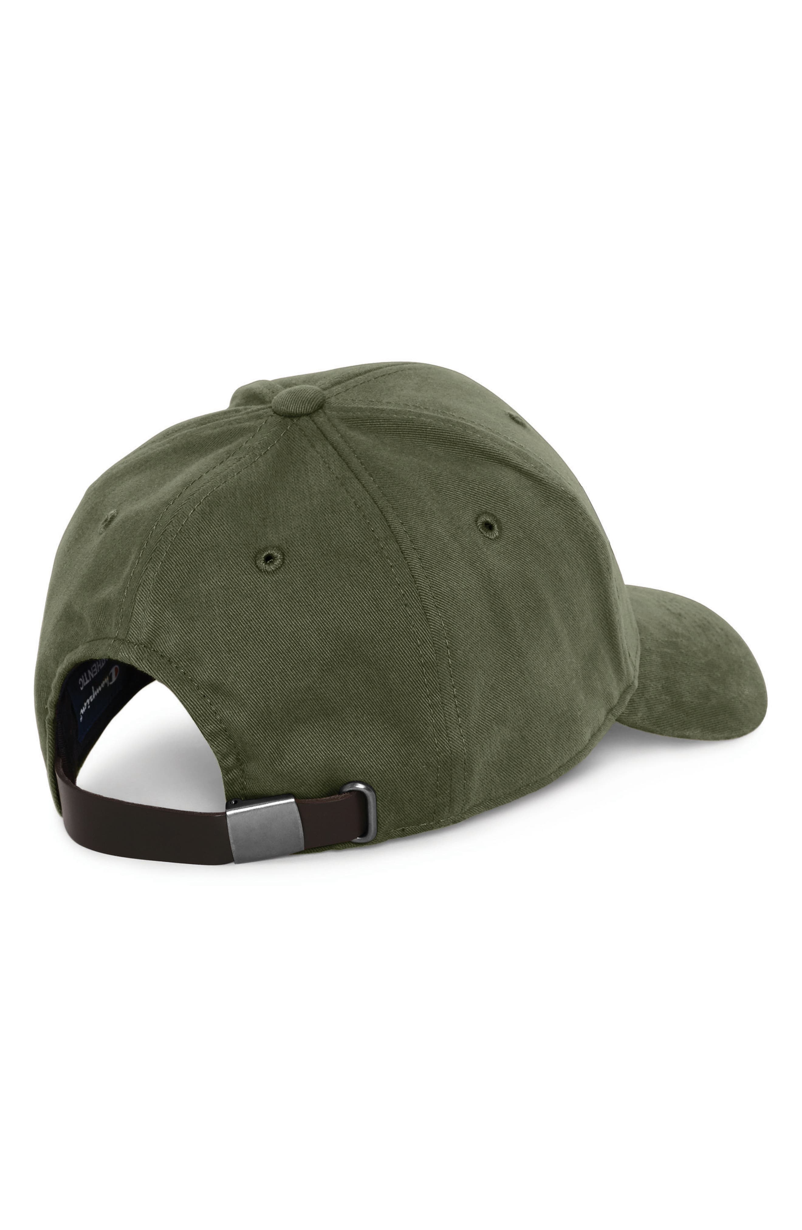 Classic Twill C-Patch Ball Cap,                             Alternate thumbnail 2, color,                             HIKER GREEN