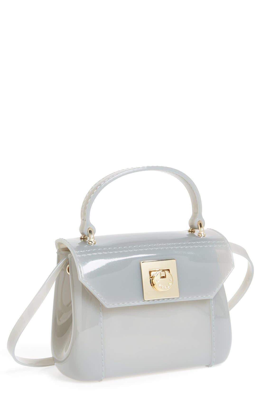 'Candy - Mini' Top Handle Crossbody Bag,                             Main thumbnail 1, color,                             020