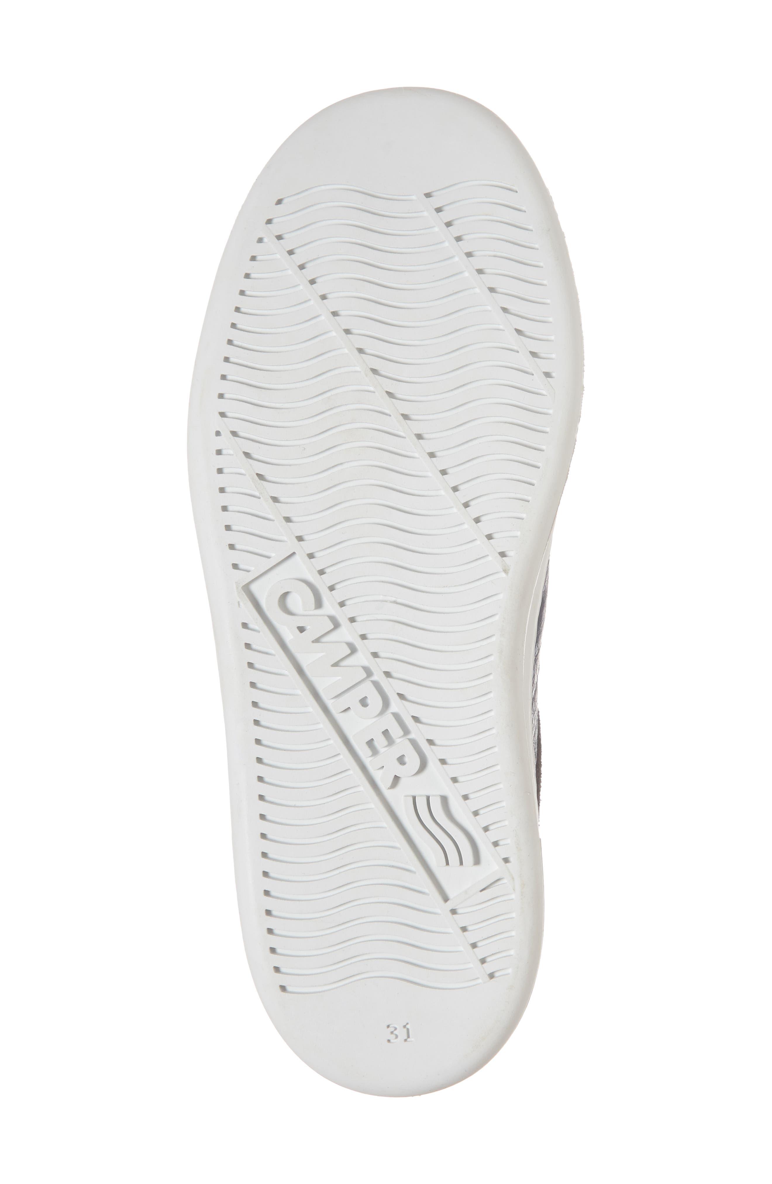 Runner Sneaker,                             Alternate thumbnail 6, color,                             NAVY