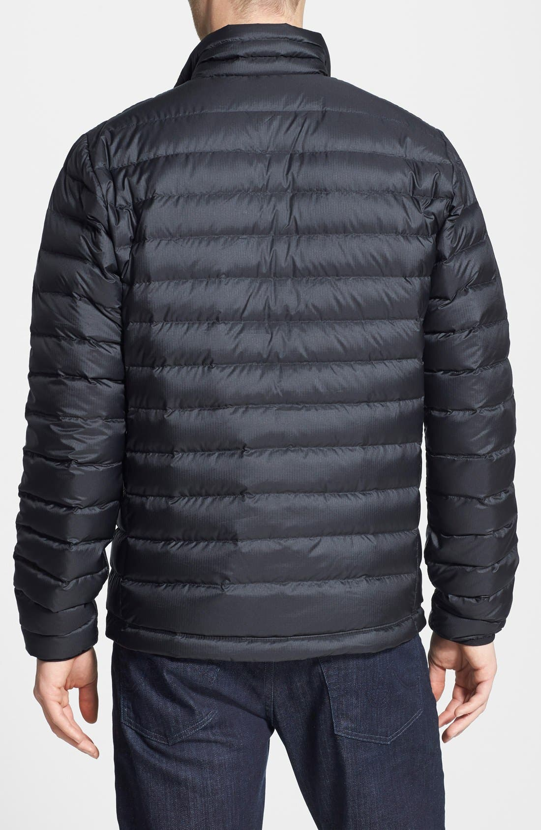 Water Repellent Down Jacket,                             Alternate thumbnail 49, color,