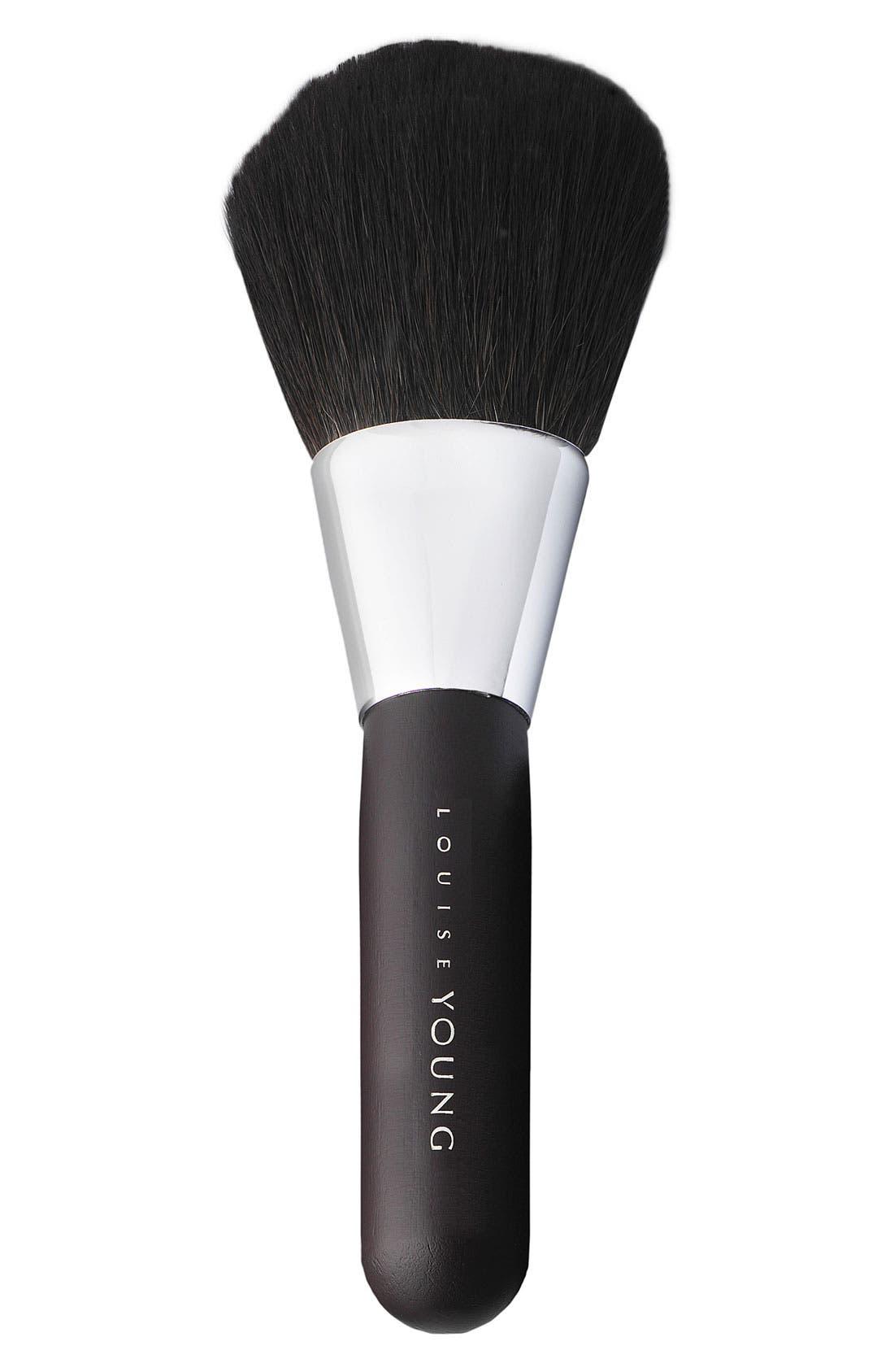 LY07 Super Powder Brush,                             Main thumbnail 1, color,                             000