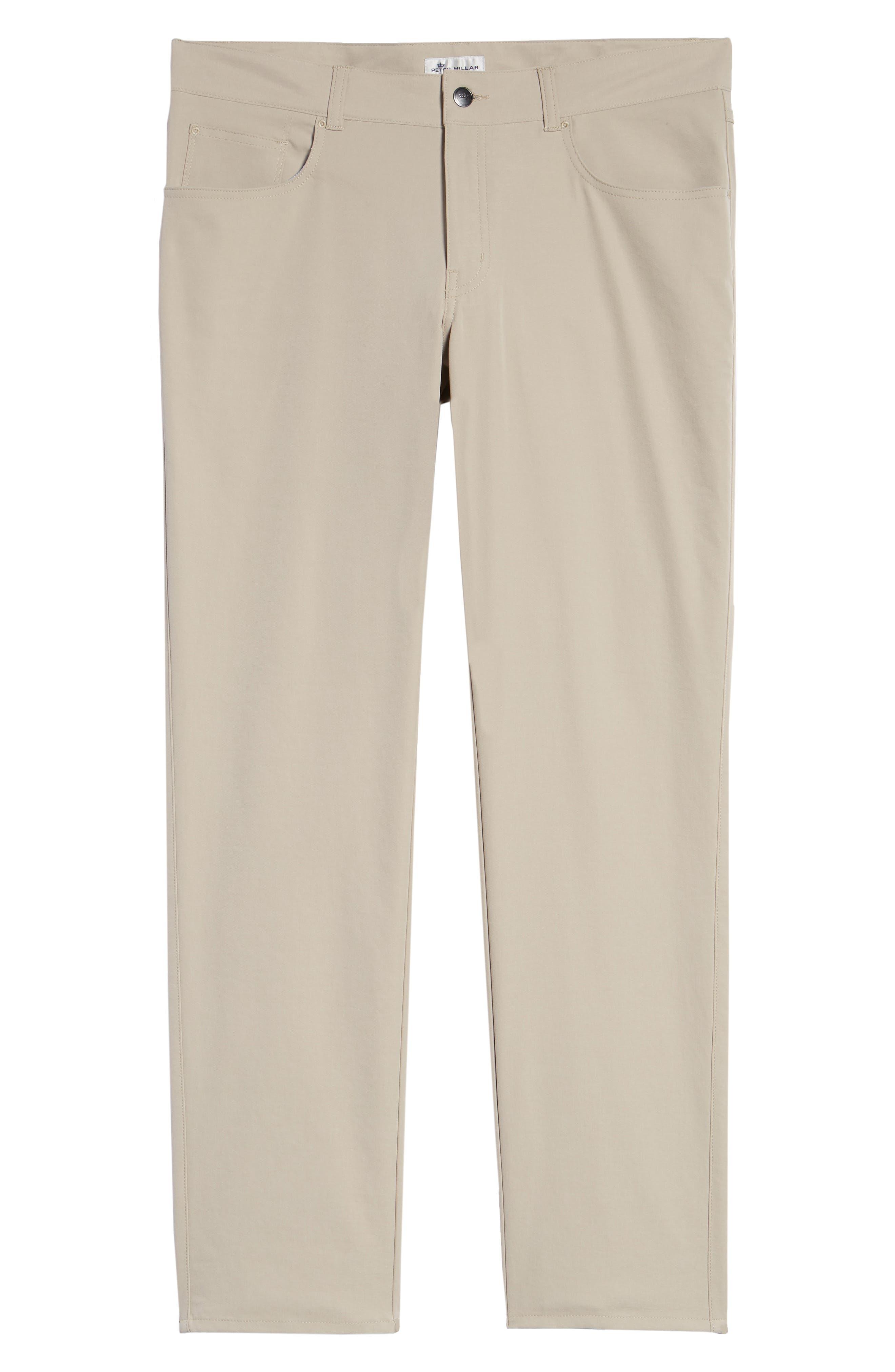 eb66 Regular Fit Performance Pants,                             Alternate thumbnail 6, color,                             BEIGE