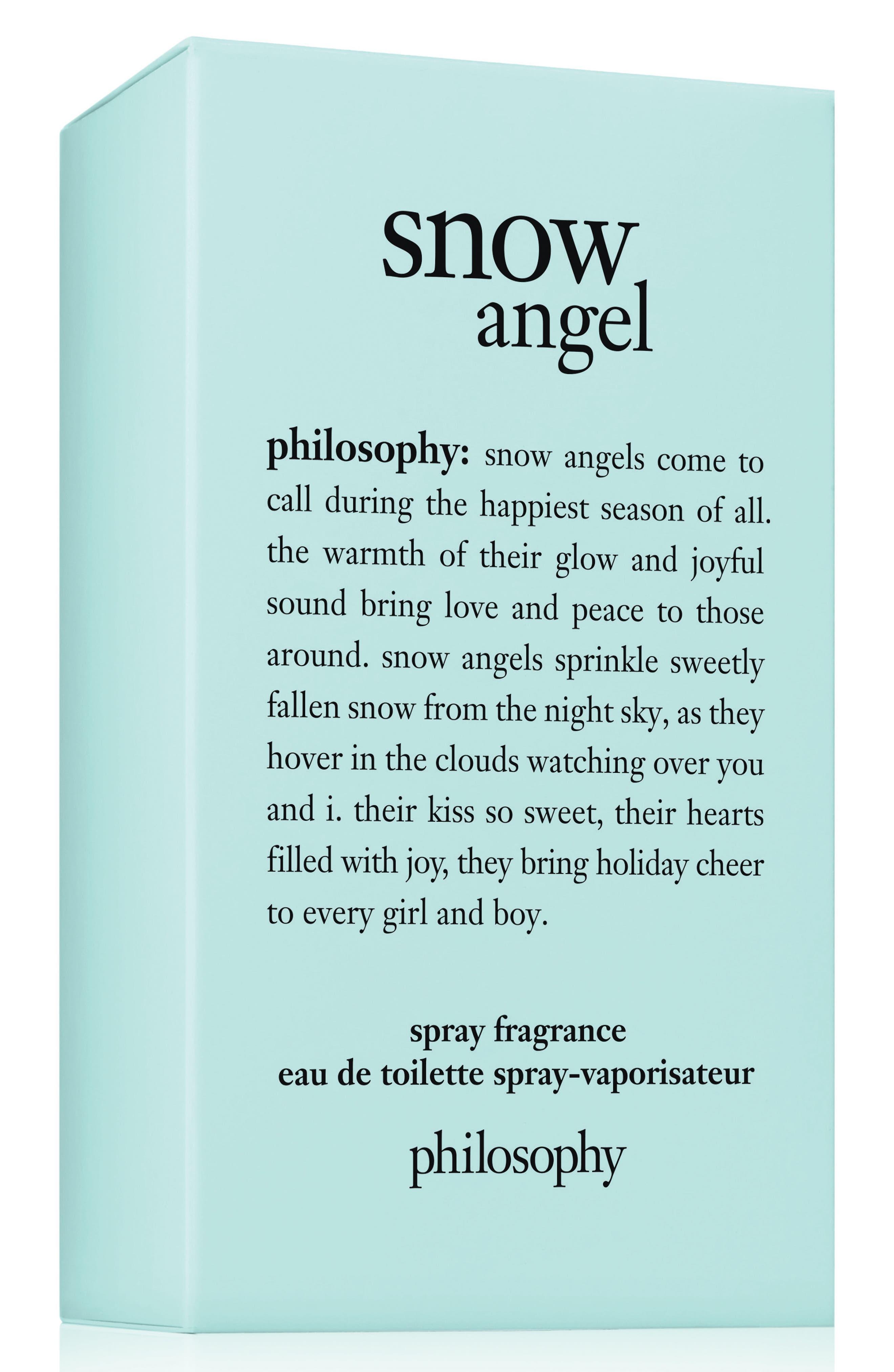 snow angel eau de toilette,                             Alternate thumbnail 2, color,                             NO COLOR