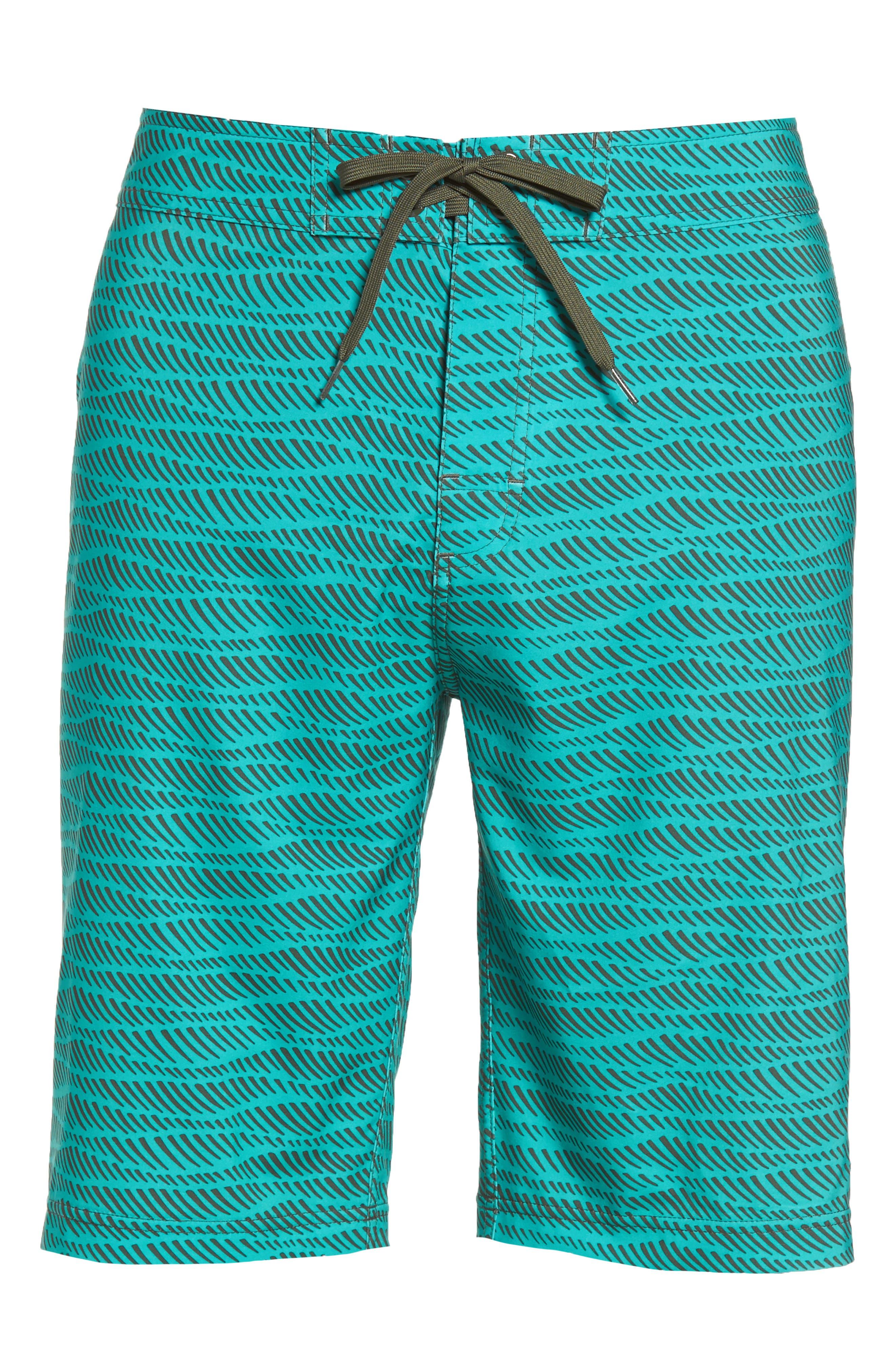 'Sediment' Stretch Board Shorts,                             Alternate thumbnail 80, color,