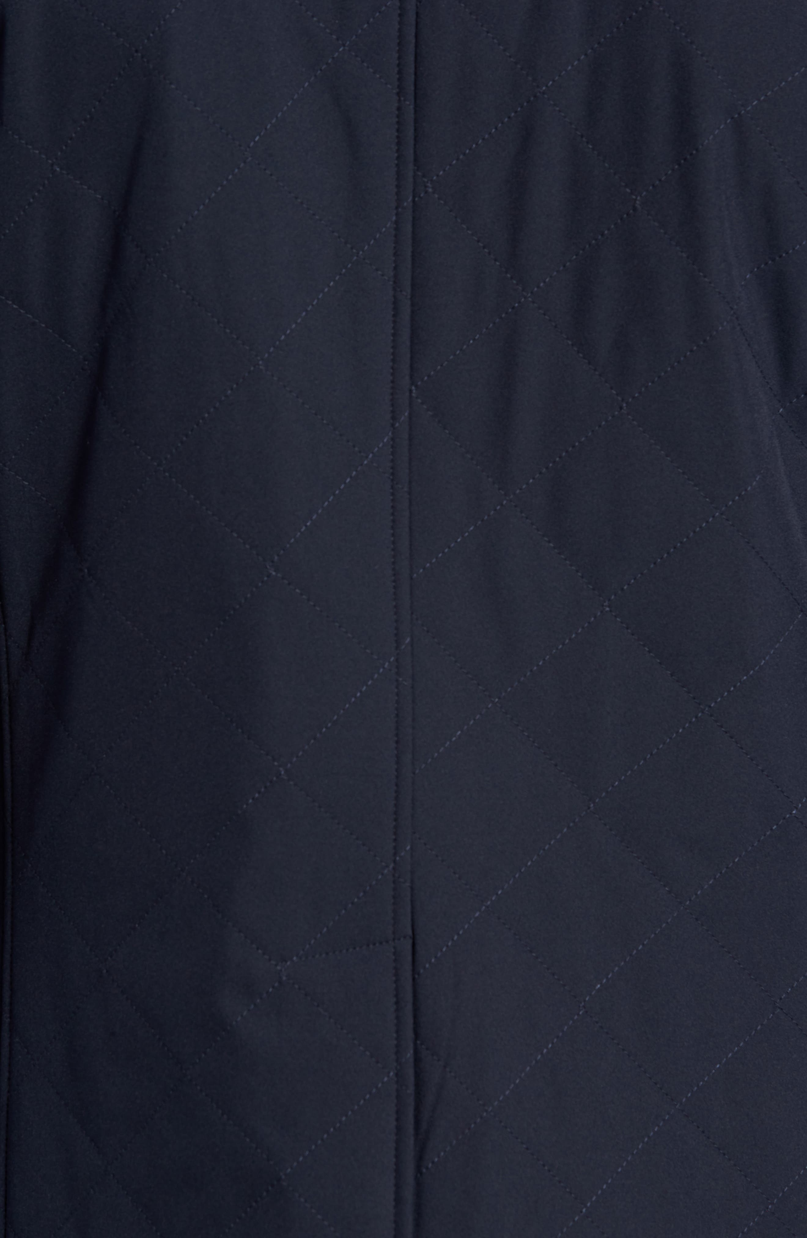 Classic Fit Quilted Blazer,                             Alternate thumbnail 12, color,
