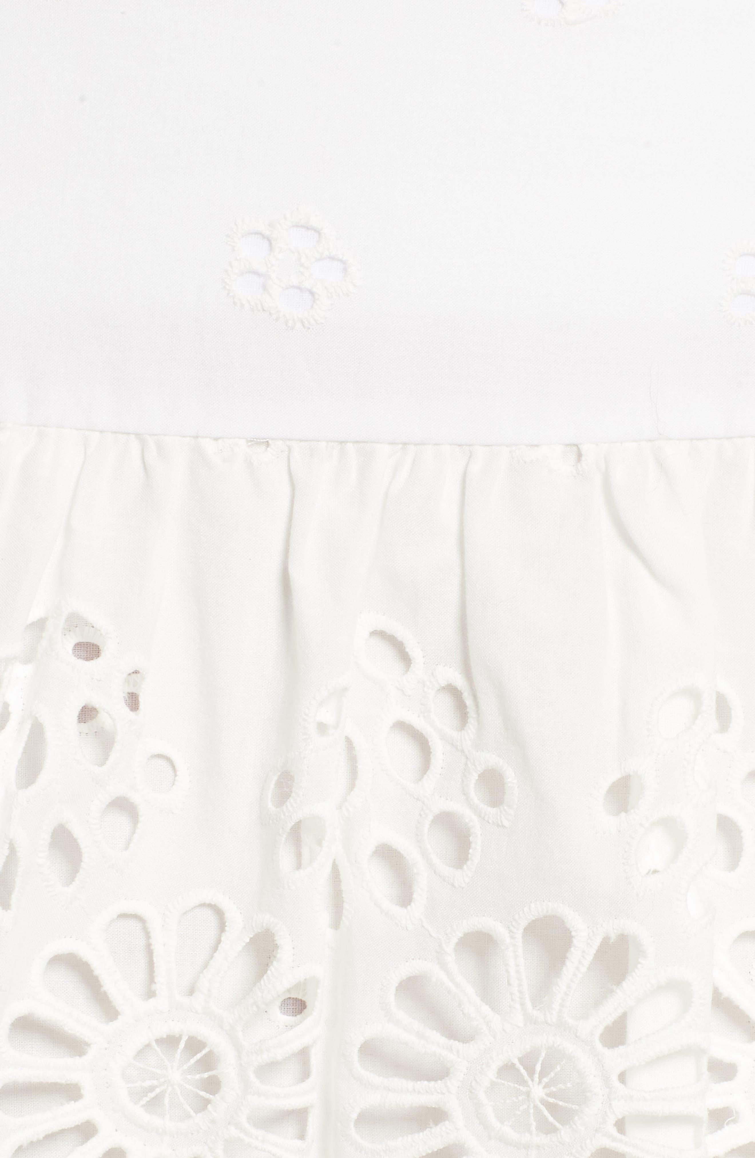 Nell Skirt,                             Alternate thumbnail 5, color,                             WHITE