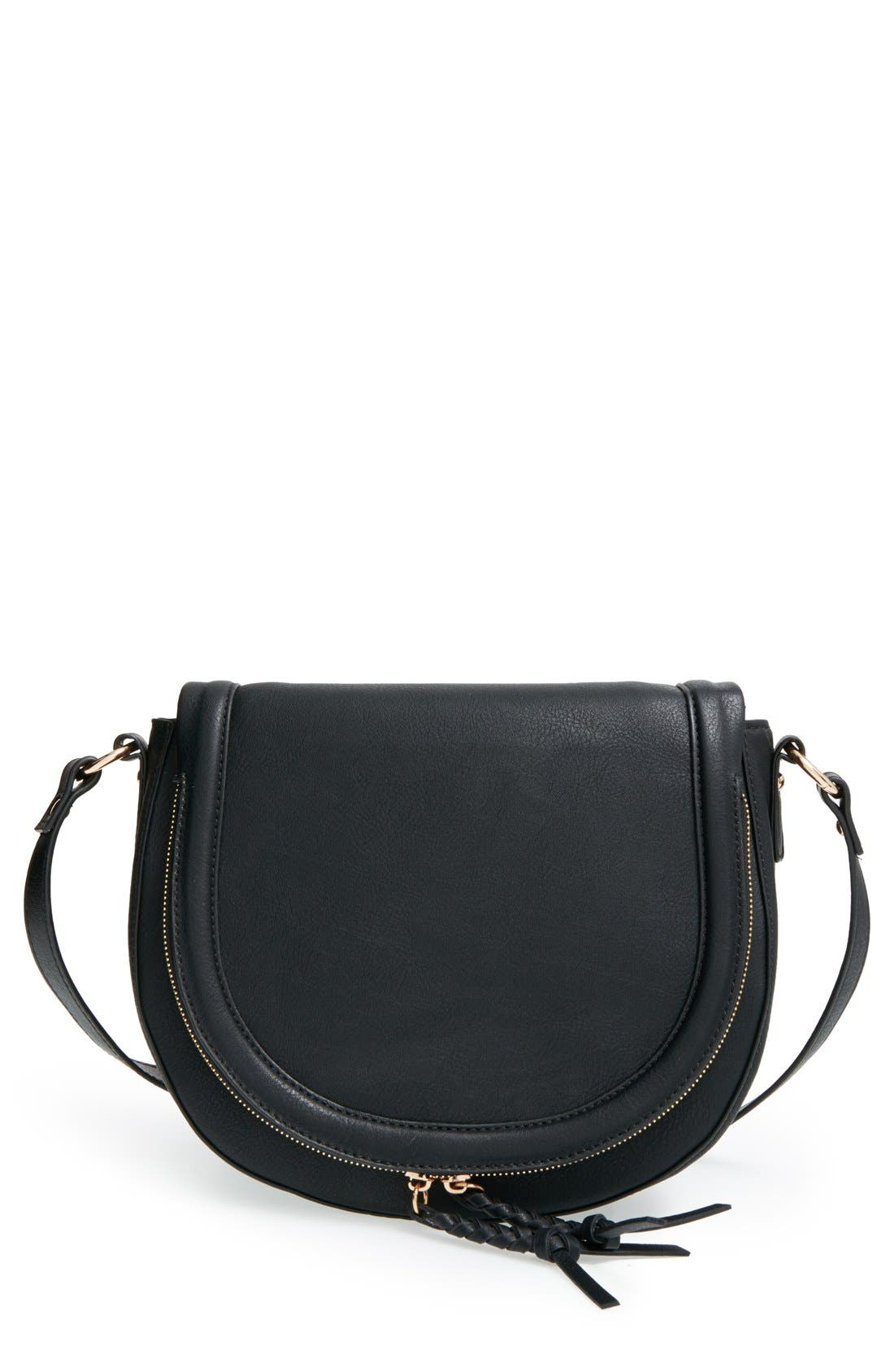 'Thalia' Crossbody Bag, Main, color, 001