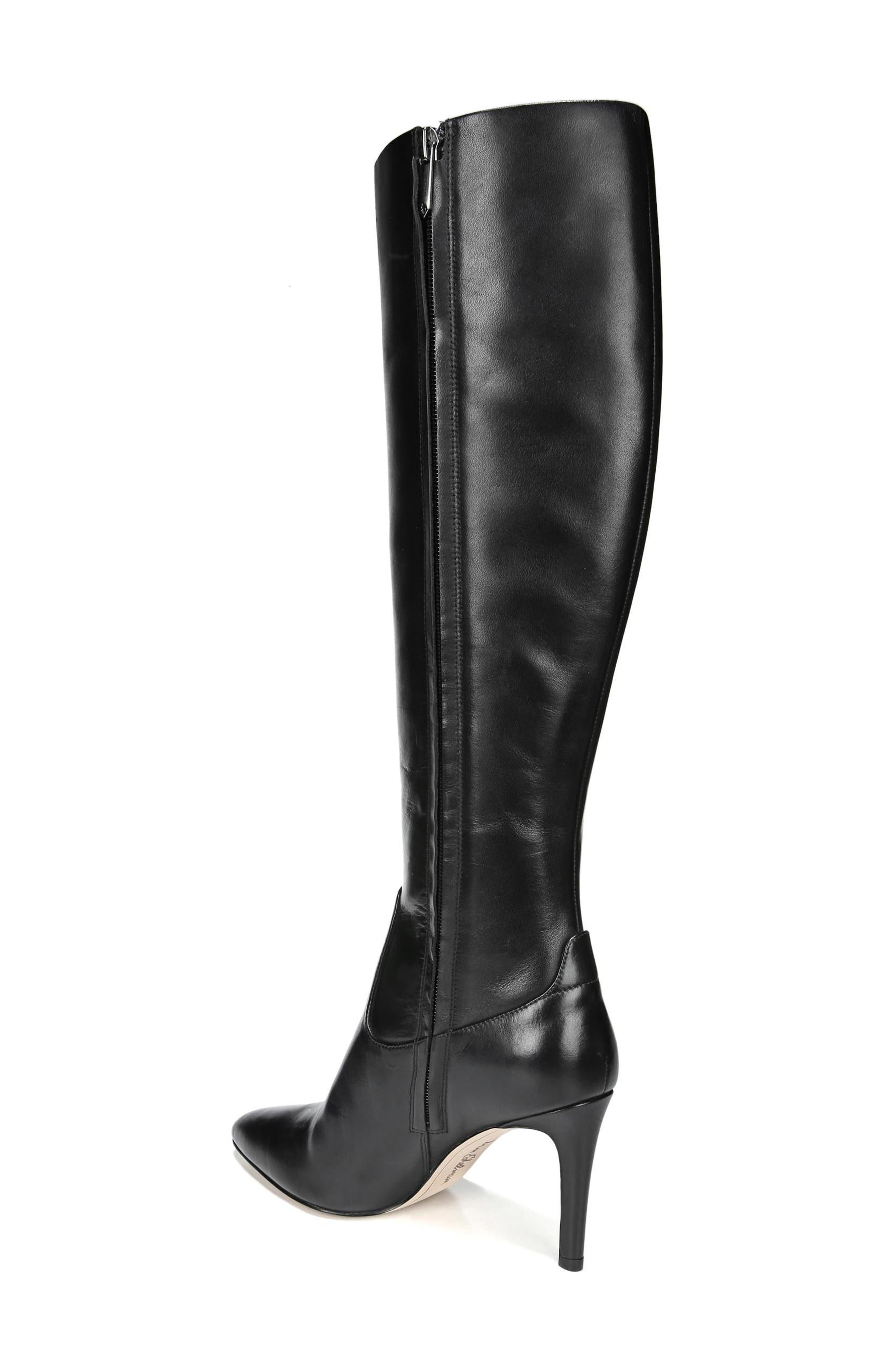 Olencia Knee High Boot,                             Alternate thumbnail 2, color,                             001