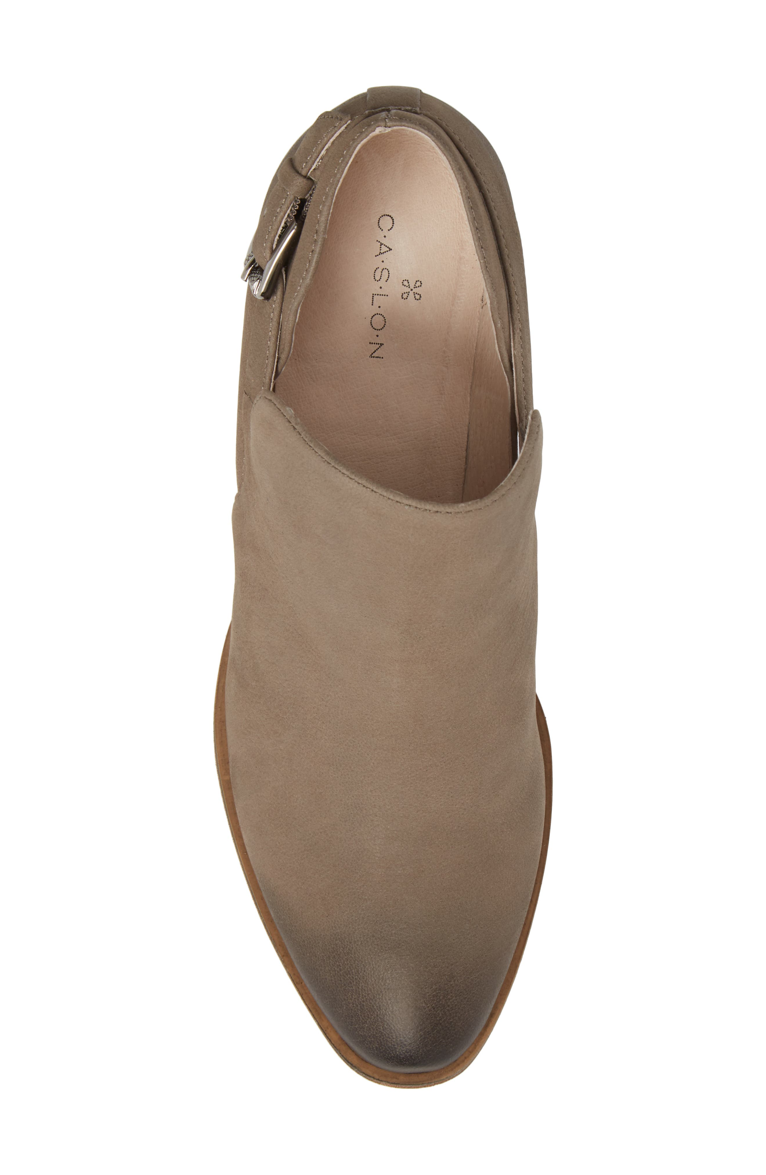 Toby Bootie,                             Alternate thumbnail 5, color,                             STONE OILED NUBUCK