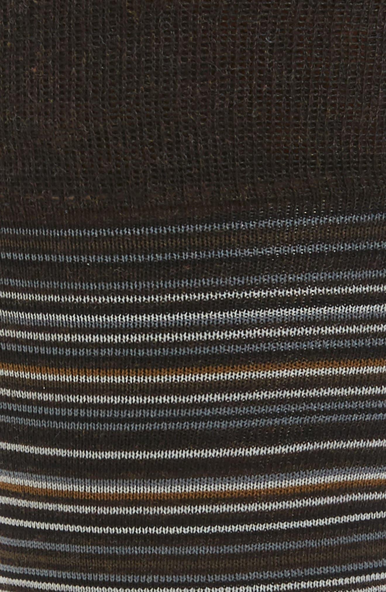 Multistripe Crew Socks,                             Alternate thumbnail 19, color,
