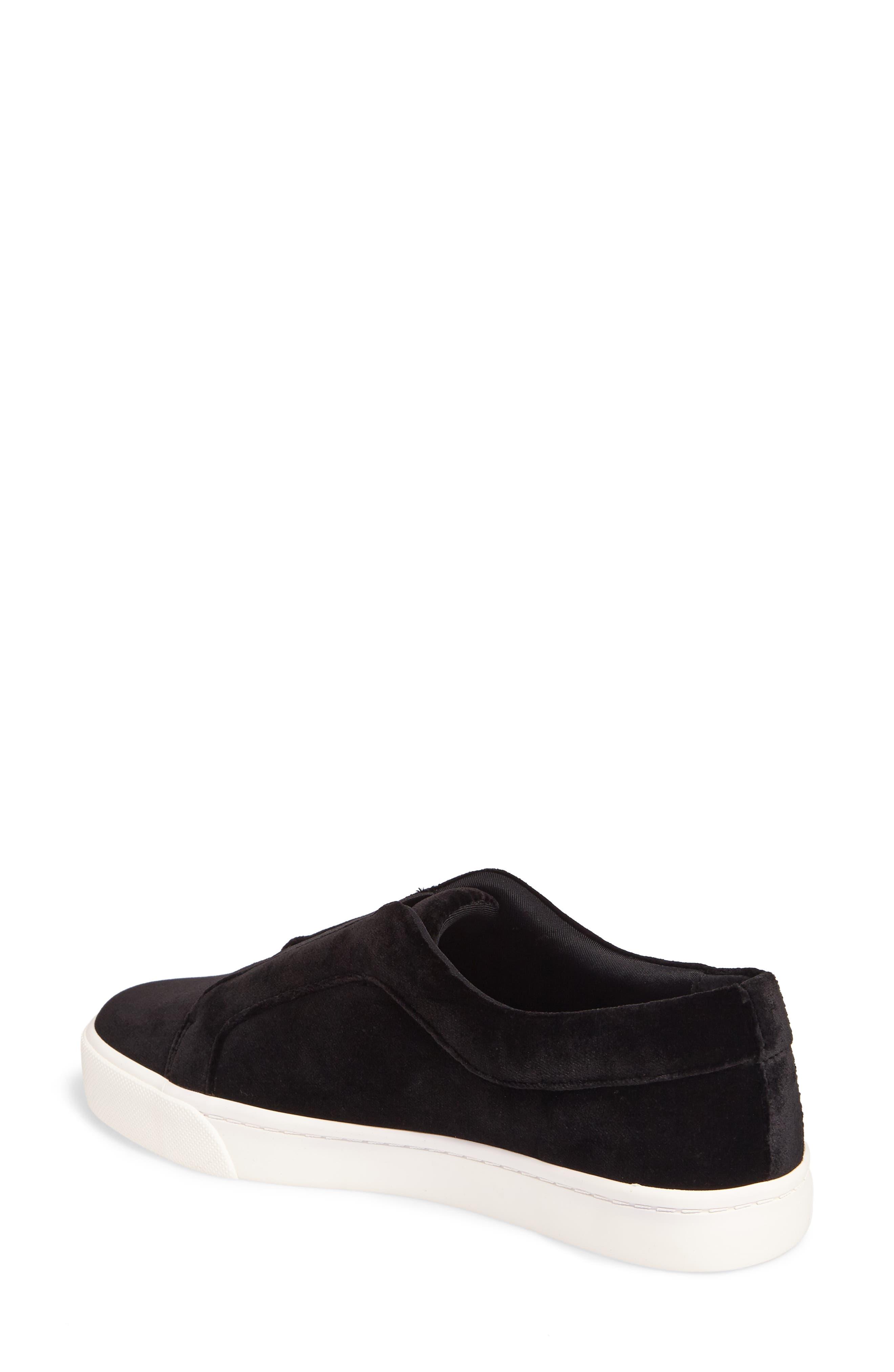 Bette Slip-On Sneaker,                             Alternate thumbnail 2, color,                             001