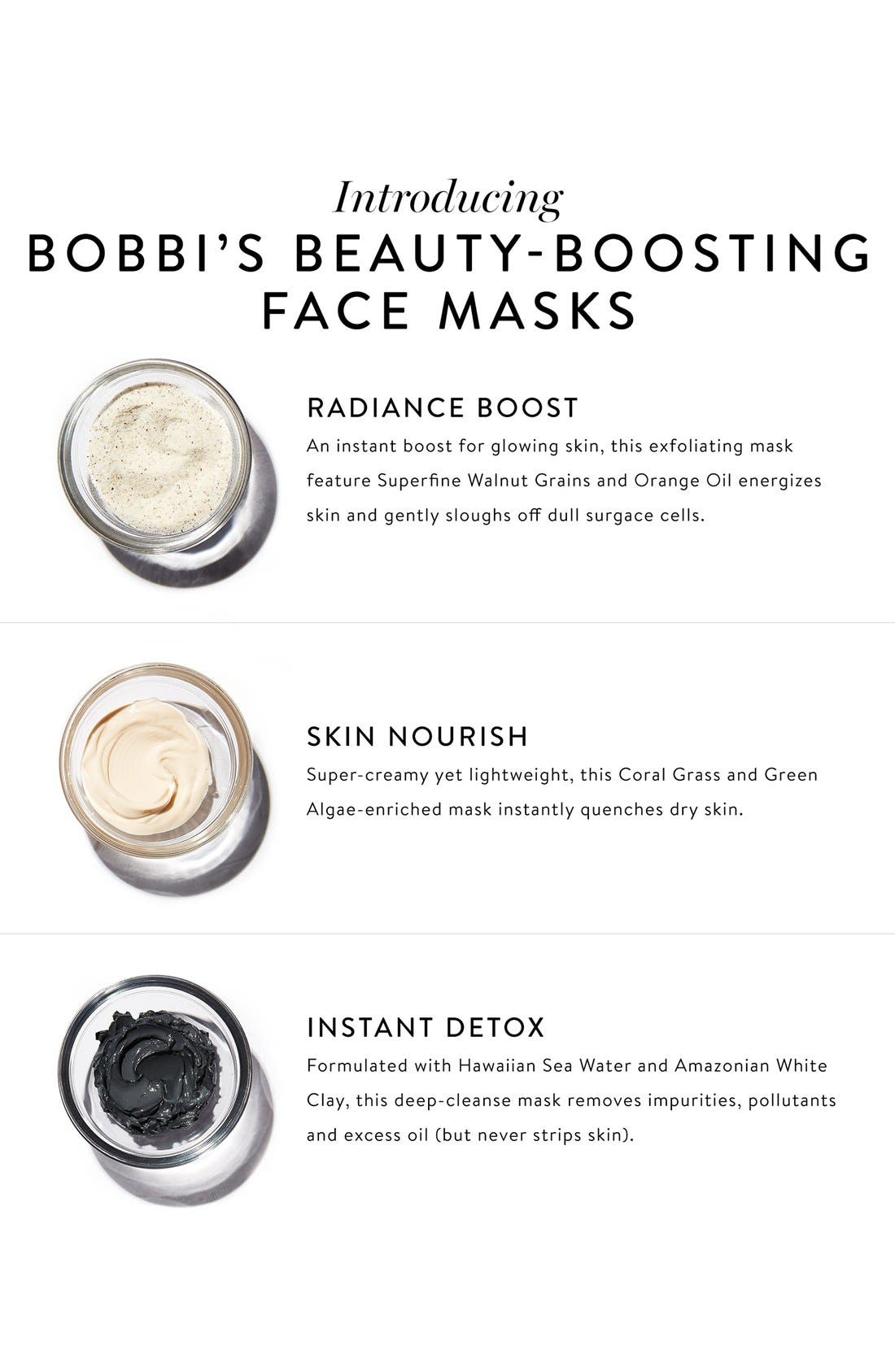 'Skin Nourish' Mask,                             Alternate thumbnail 2, color,                             NO COLOR